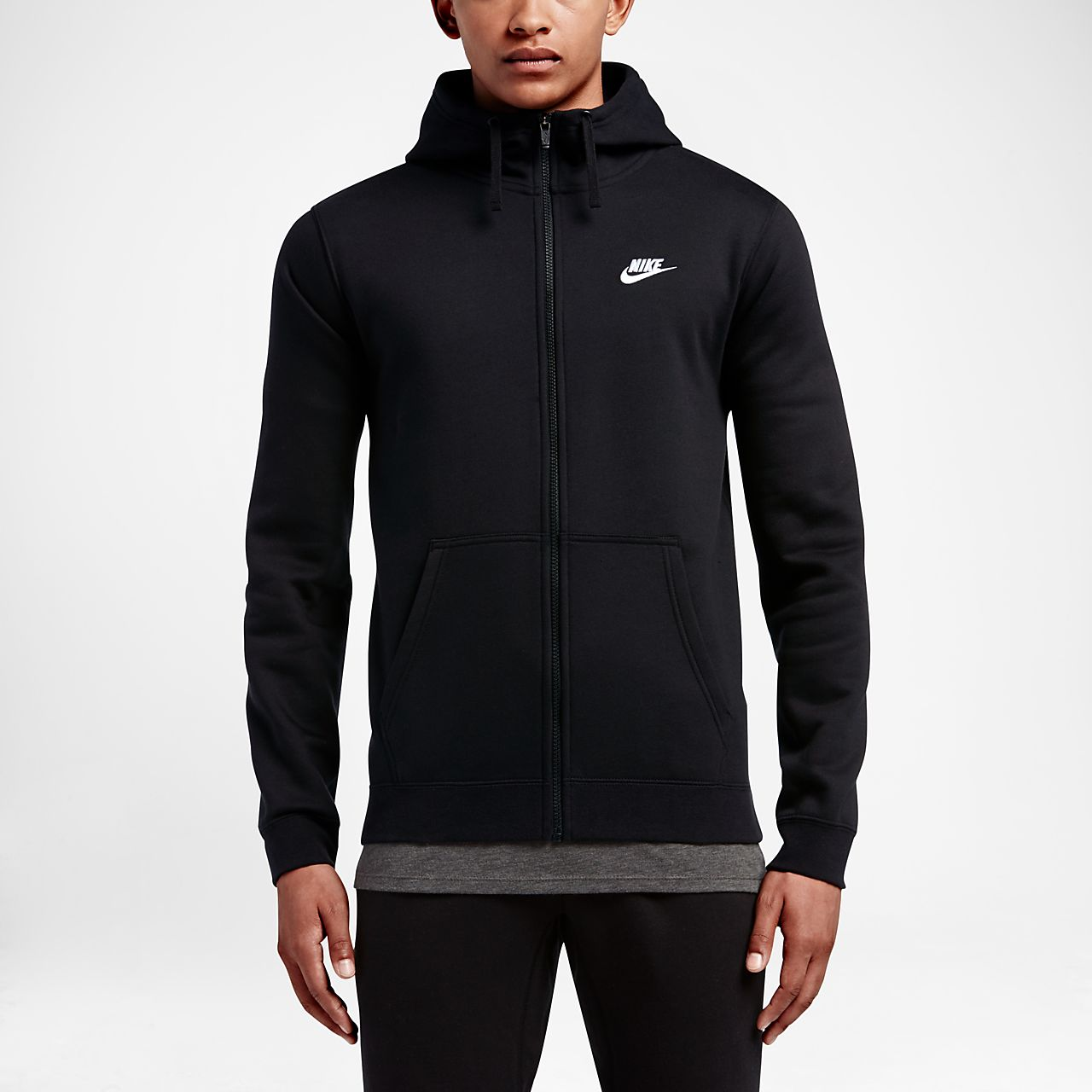 Nike Sportswear Club Fleece hettegenser