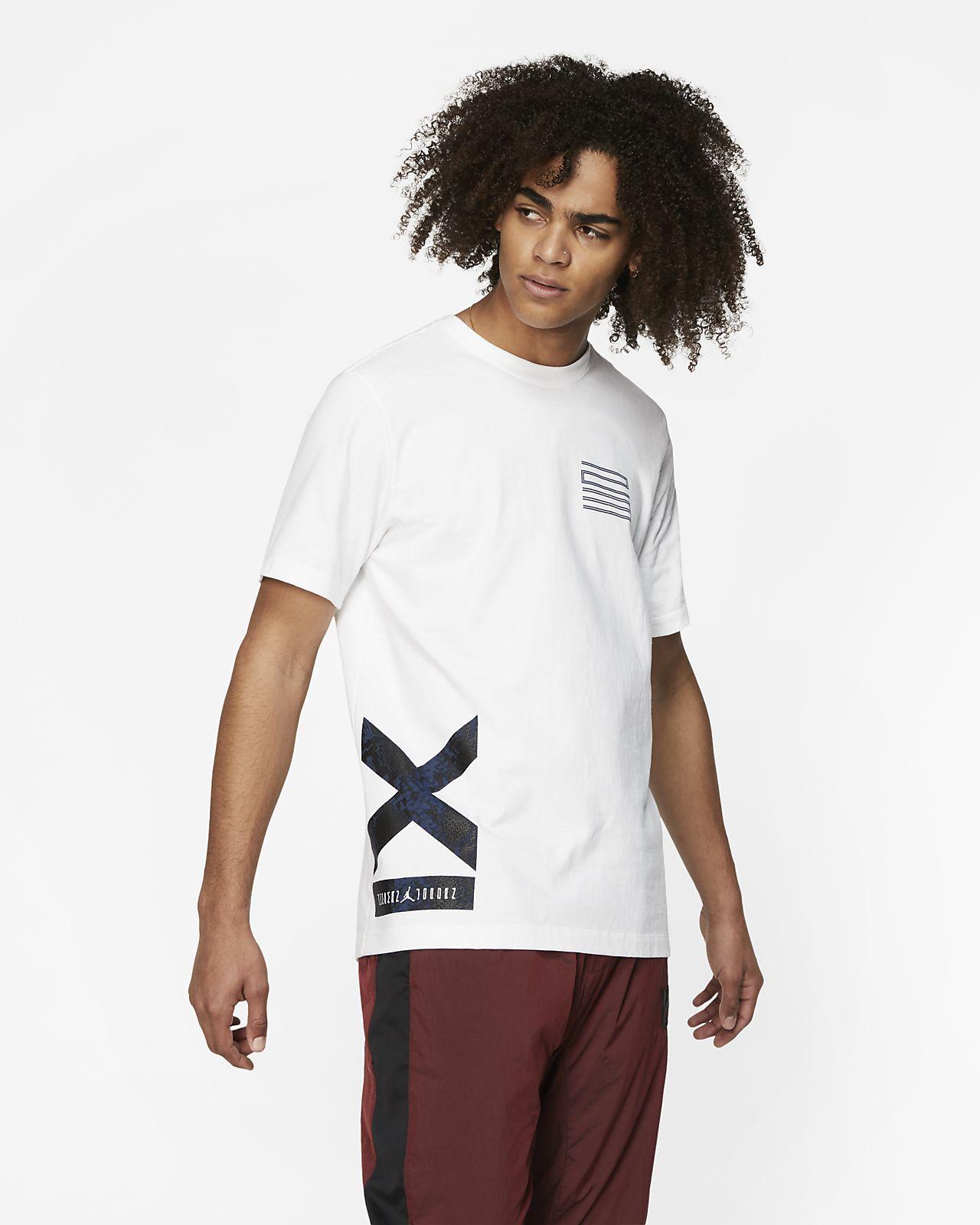 Jordan Legacy AJ11 Snakeskin Men's T-Shirt