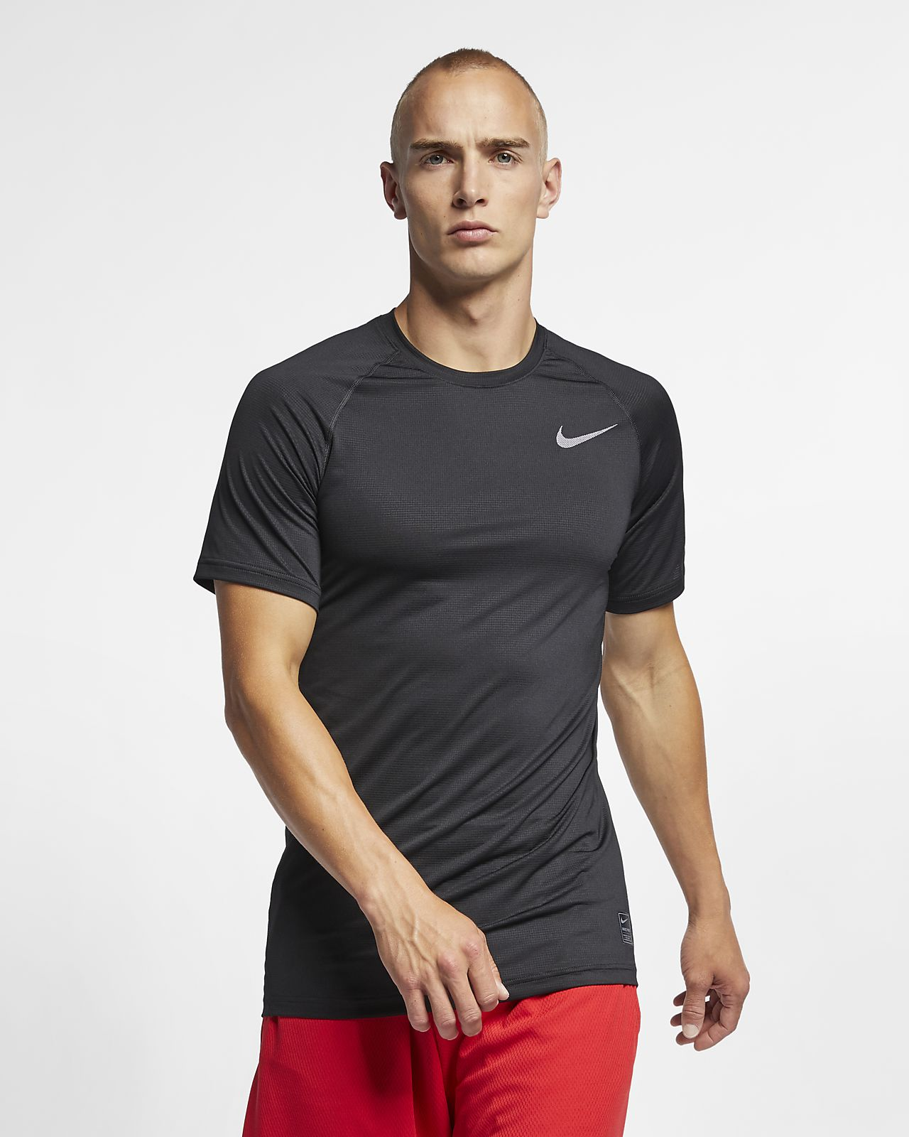 Nike Breathe Pro Camiseta de manga corta - Hombre