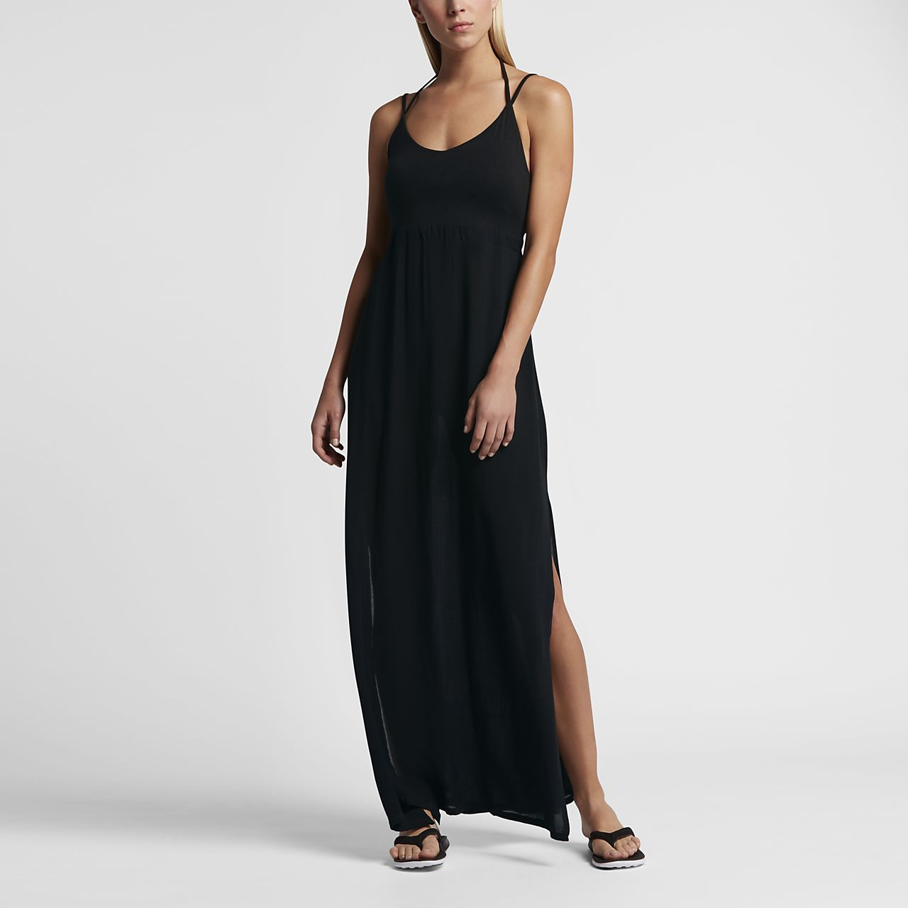 Hurley Ruby Maxi Women's Dresses Black