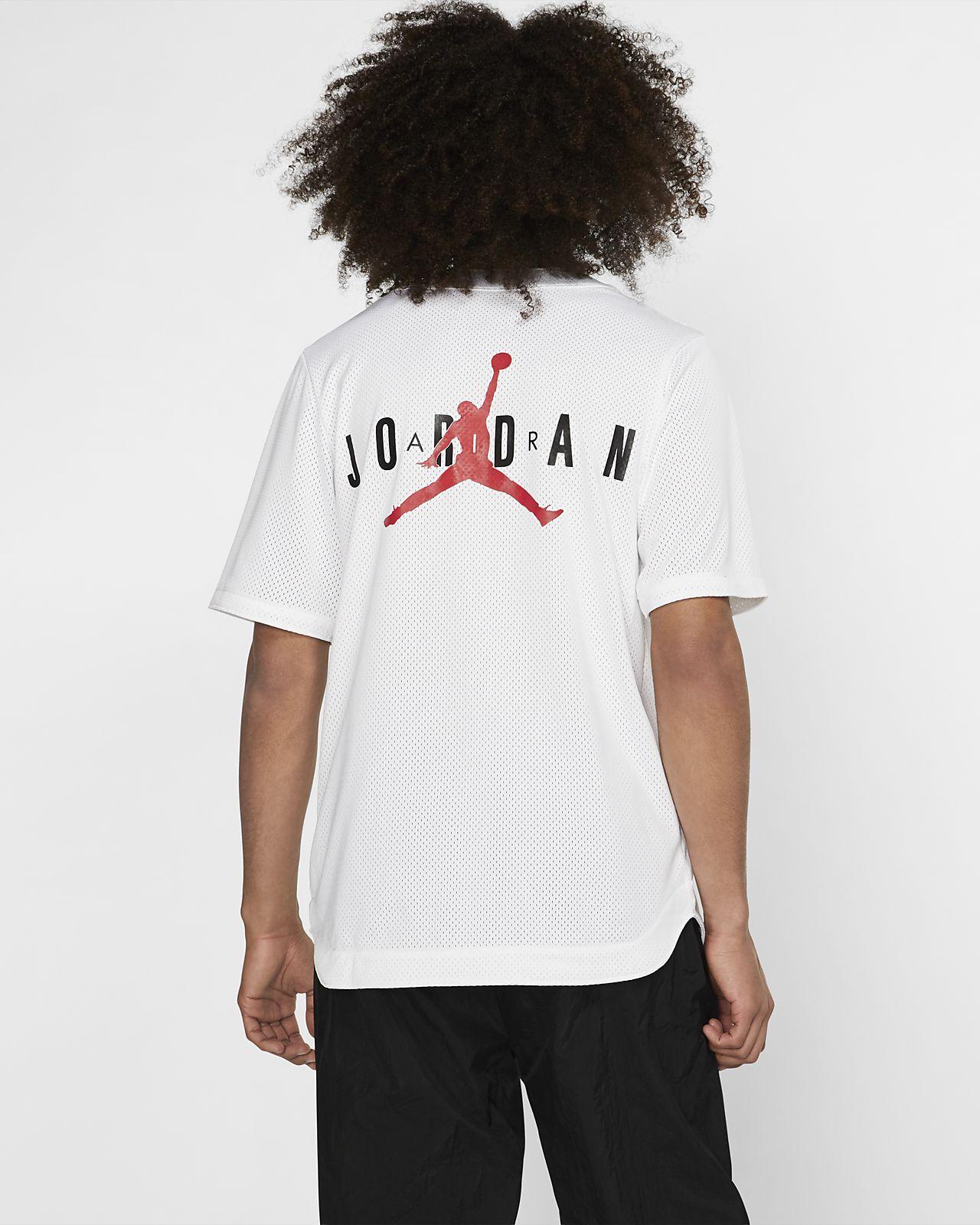 0a4bca81d427 Jordan Jumpman Air Men s Mesh Top. Nike.com PT