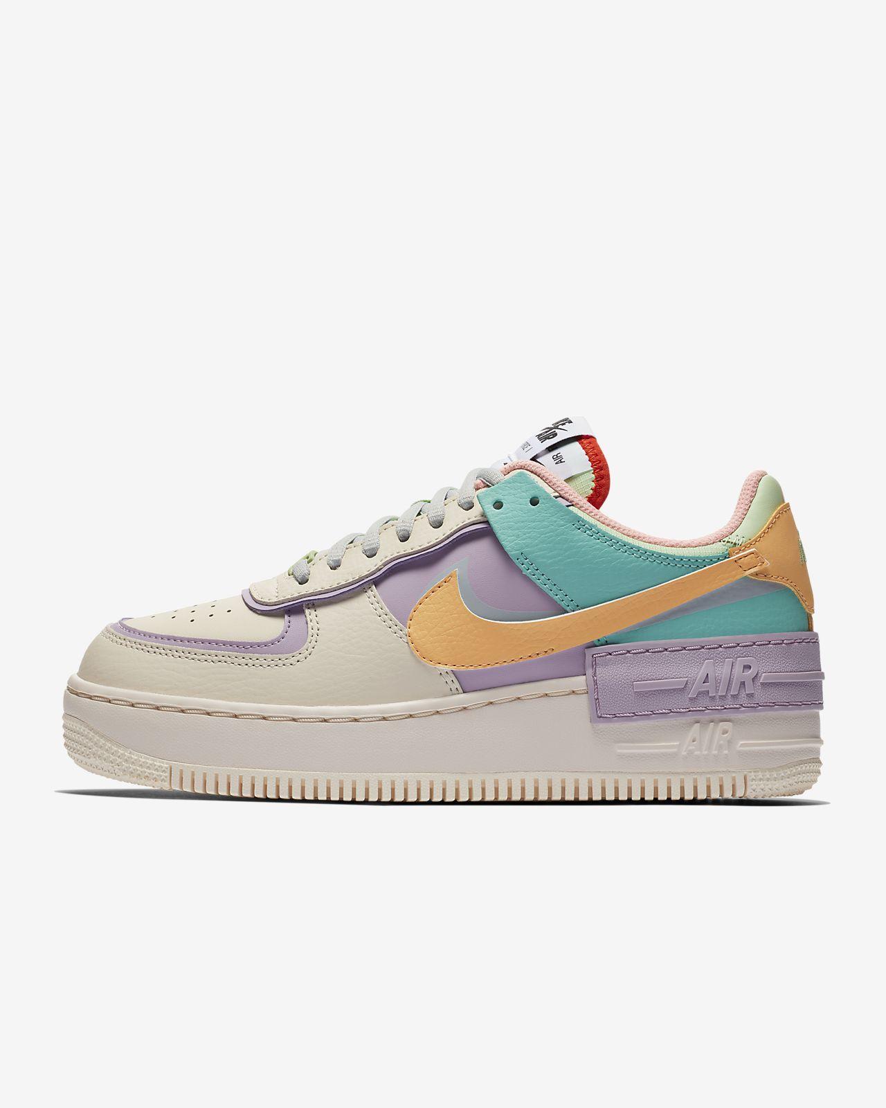 Nike Air Force 1 Shadow-sko til kvinder
