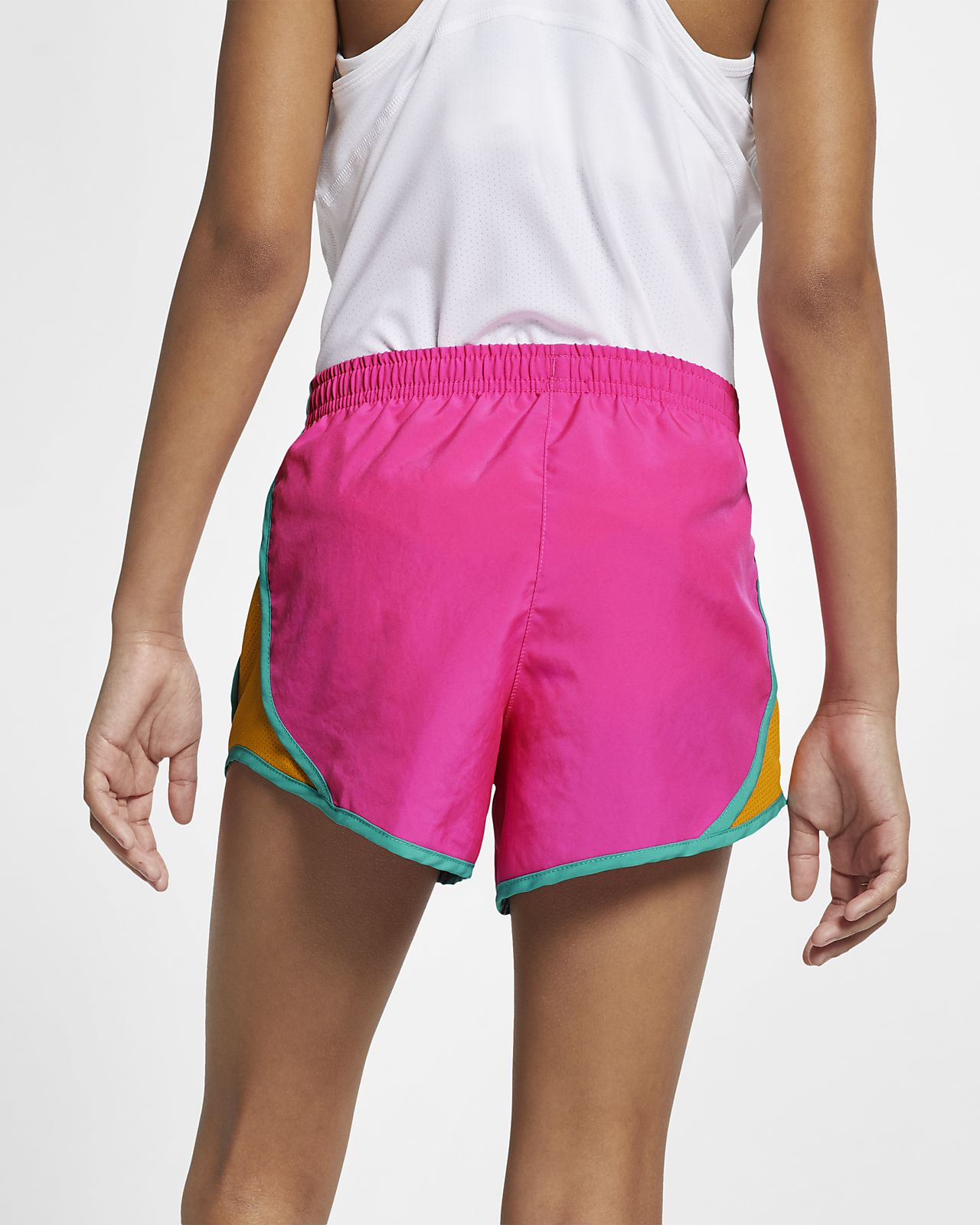 25b2e8917385 Nike Dri-FIT Tempo Big Kids  (Girls ) Running Shorts. Nike.com