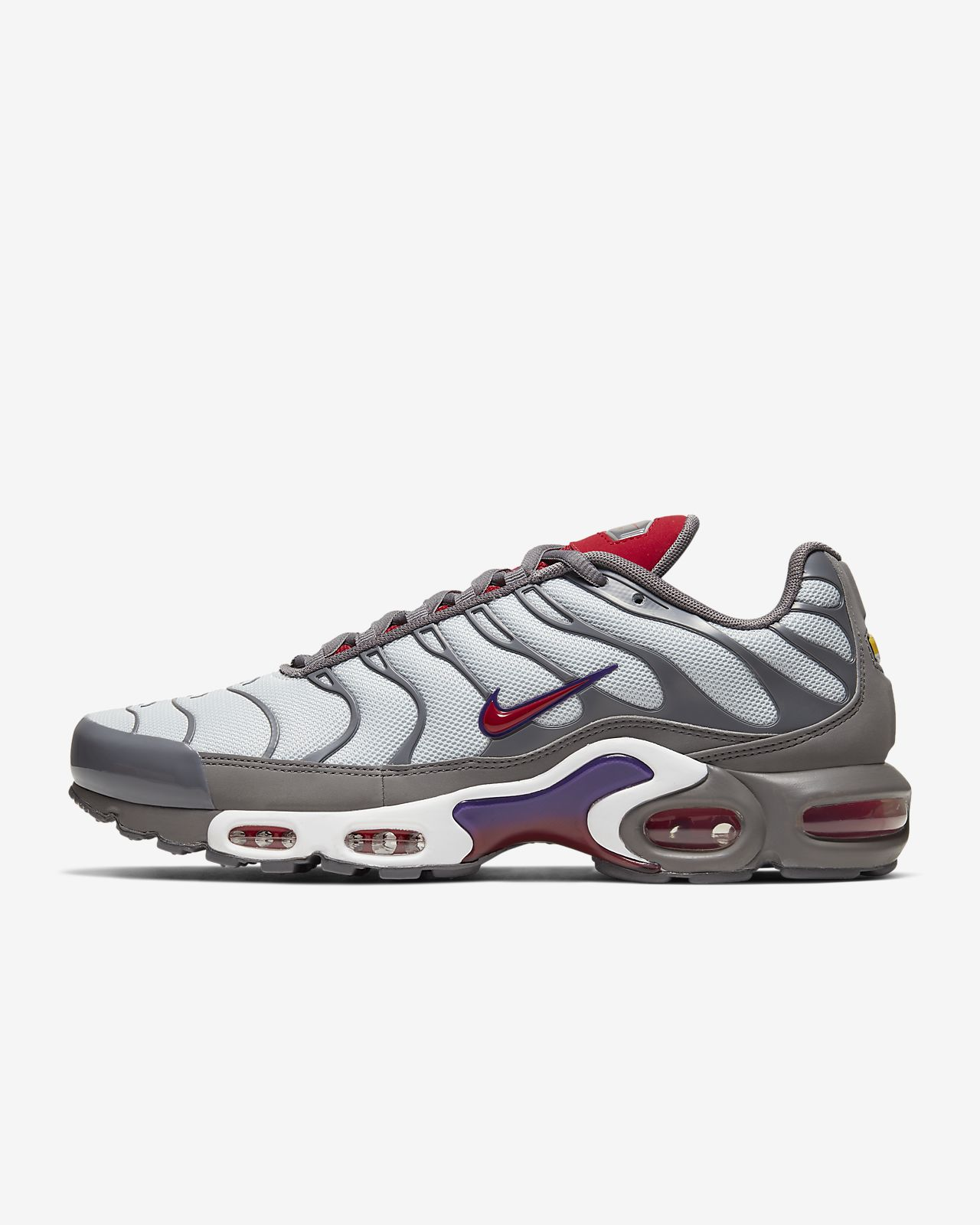 utterly stylish quite nice more photos Nike Air Max Plus Men's Shoe