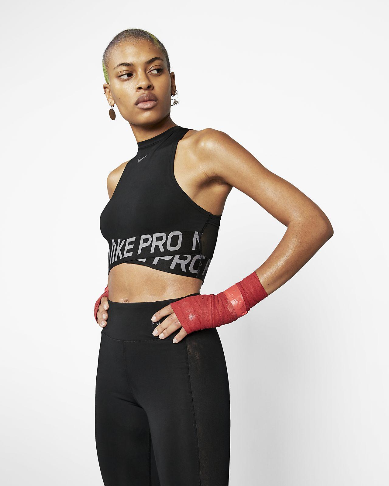 Nike Pro Intertwist Tanktop voor dames