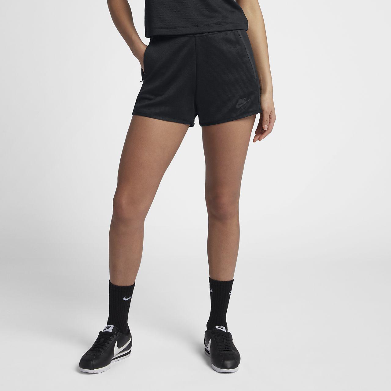 Shorts para mujer Nike Sportswear Tech Fleece