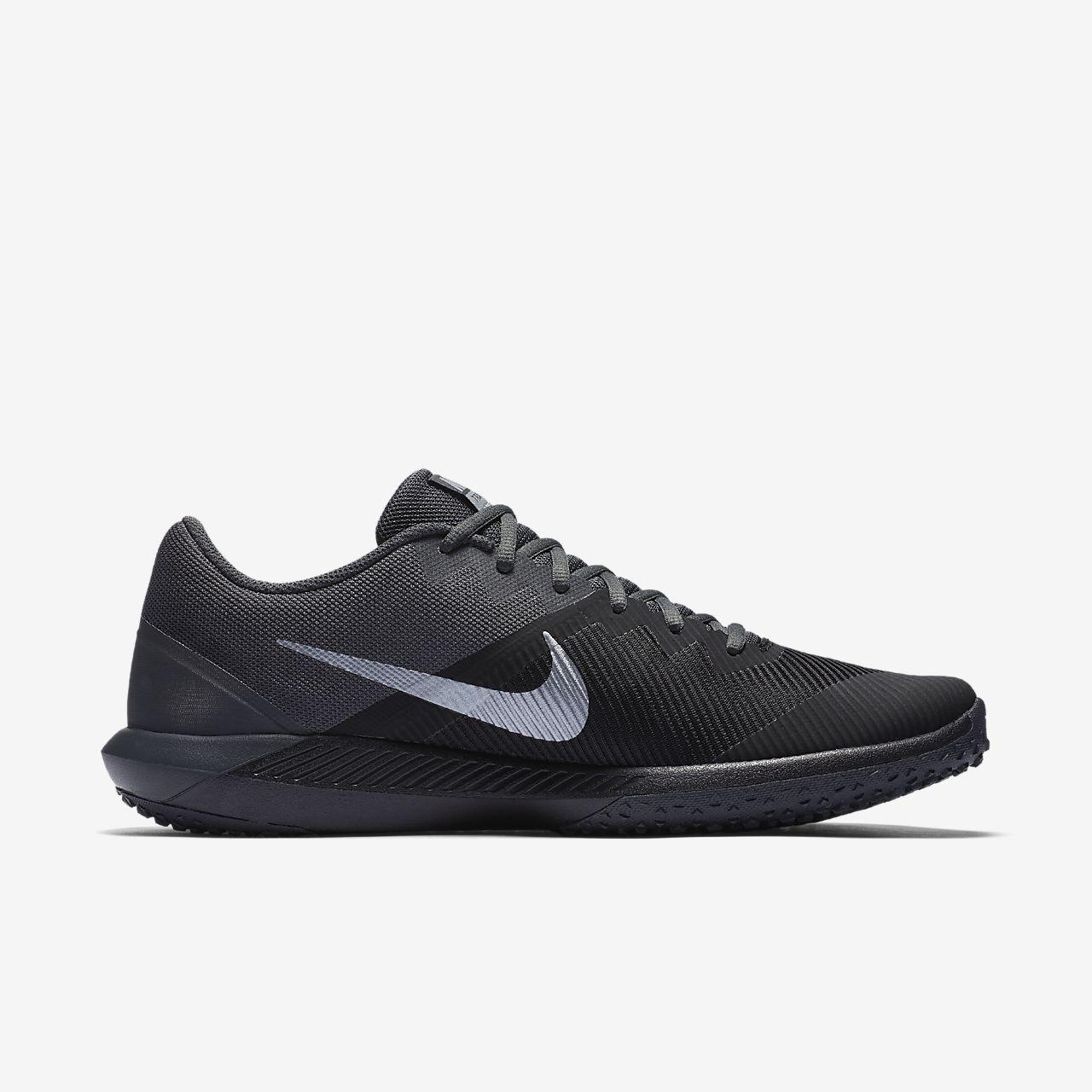 Nike Performance RETALIATION TR 2 - Sports shoes - black/white/anthracite ia5DceYMOe