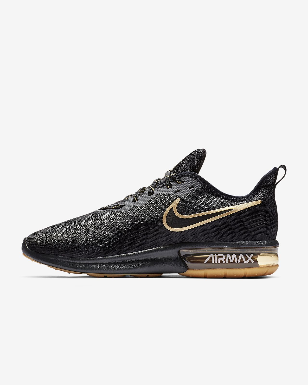 air max sequent blanche et rose