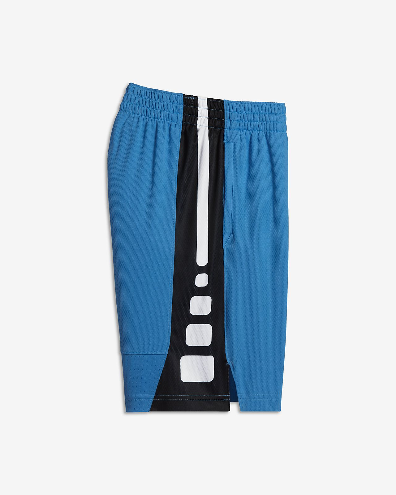 Nike Dry Elite Big Kids' Basketball Shorts White/Black