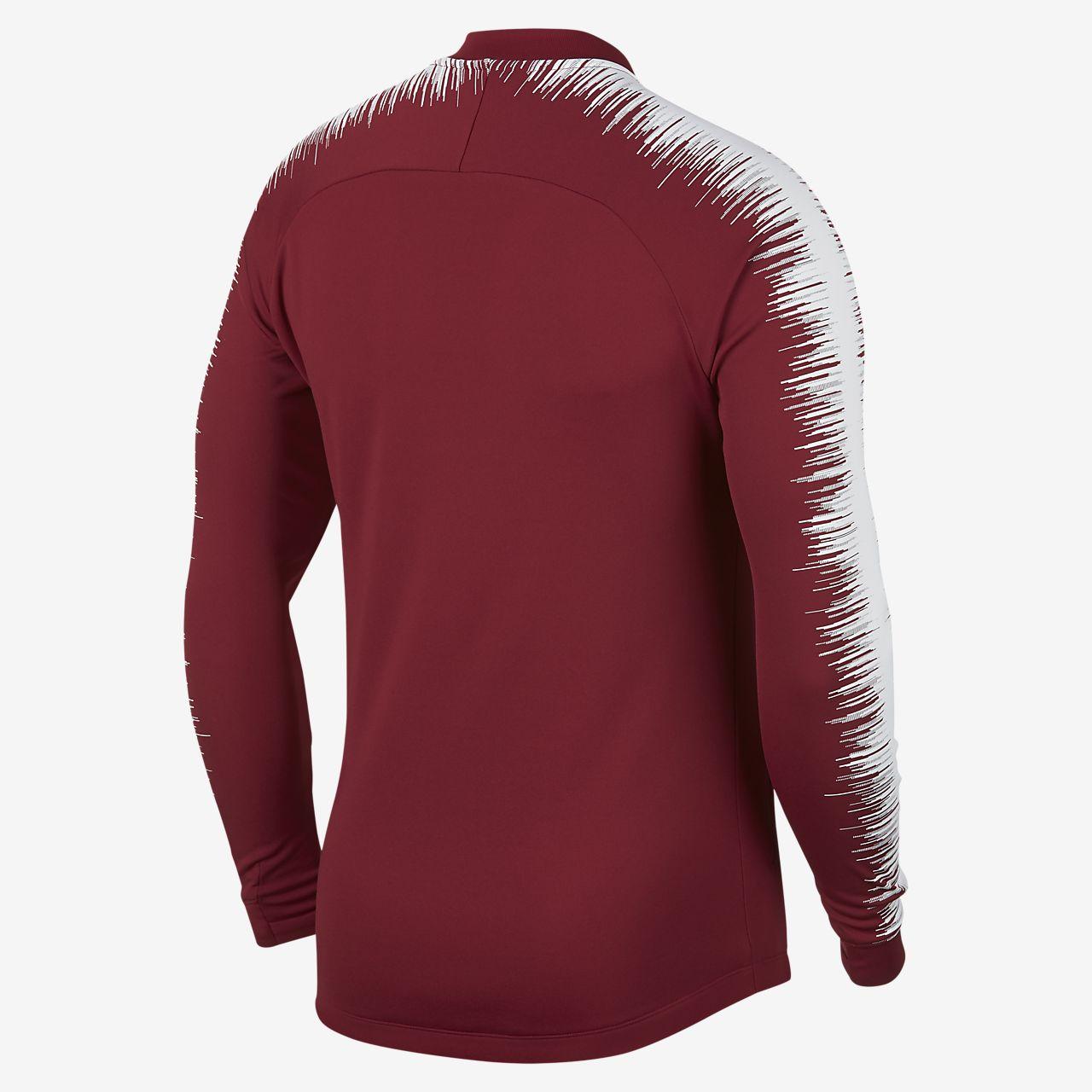 Qatar Anthem Men S Football Jacket Nike Lu