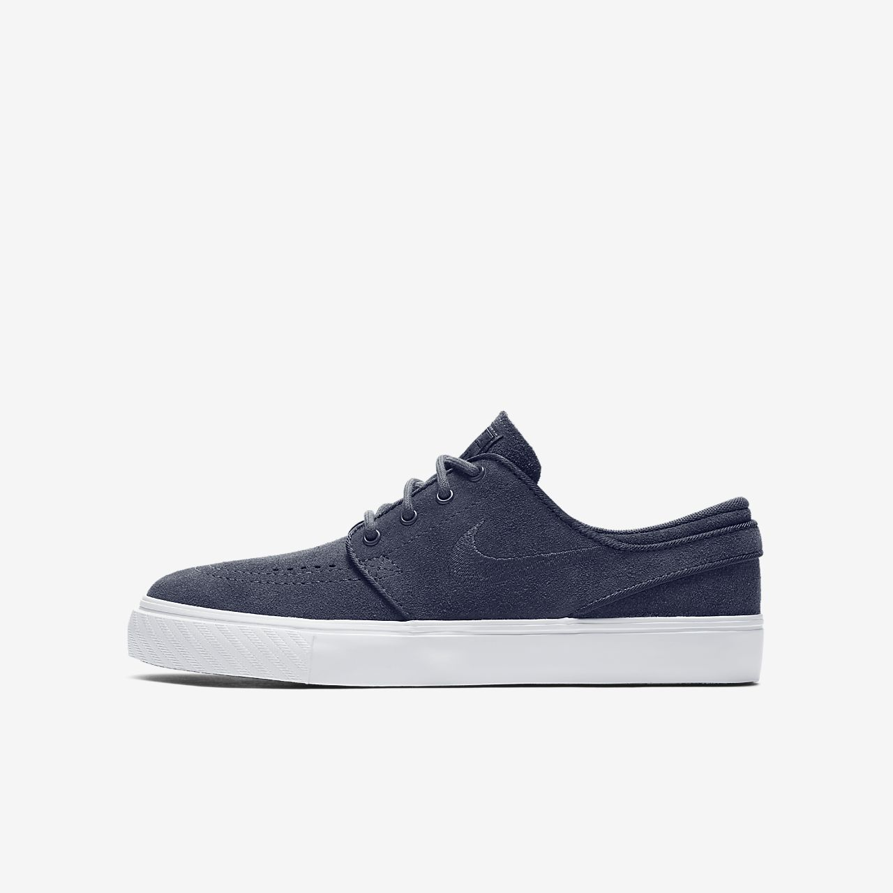 Nike SB Zoom Stefan Janoski Girls Skateboarding Shoes Black/Brown/White xA4532E