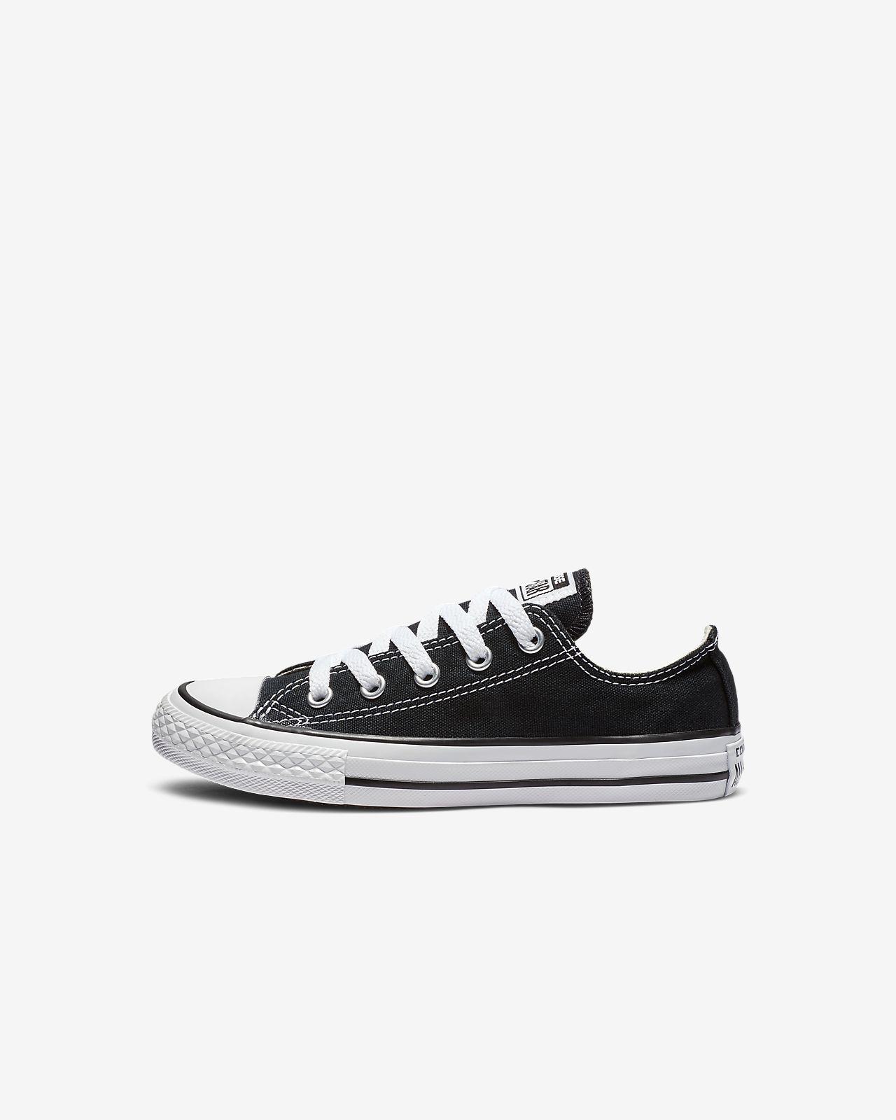 Converse Chuck Taylor All Star Low Top Little Kids' Shoe