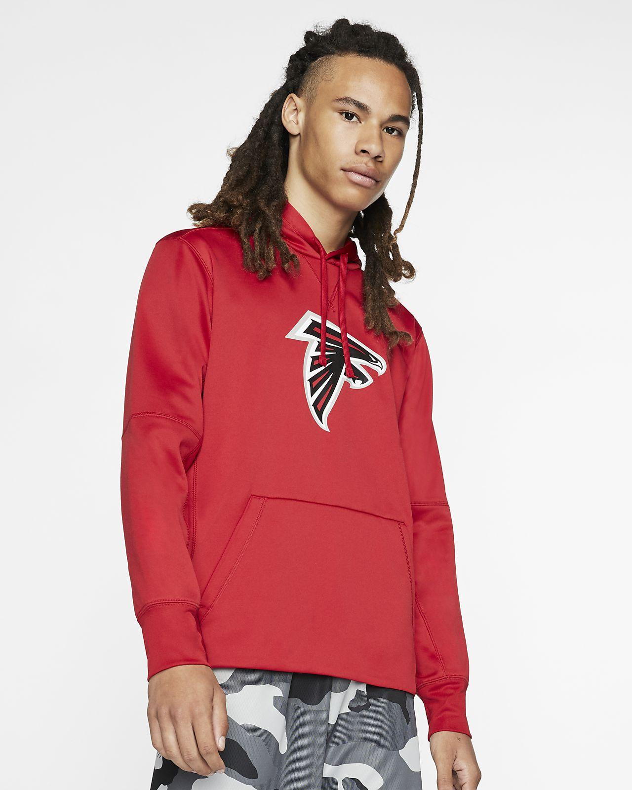 Nike Dri-FIT (NFL Falcons) Herren-Hoodie