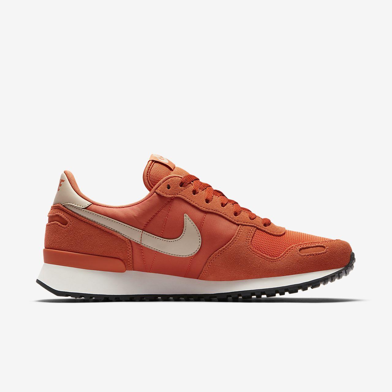Nike Sportswear AIR VORTEX - Trainers - team orange/medium olive/sail/black gTtbVYPe3