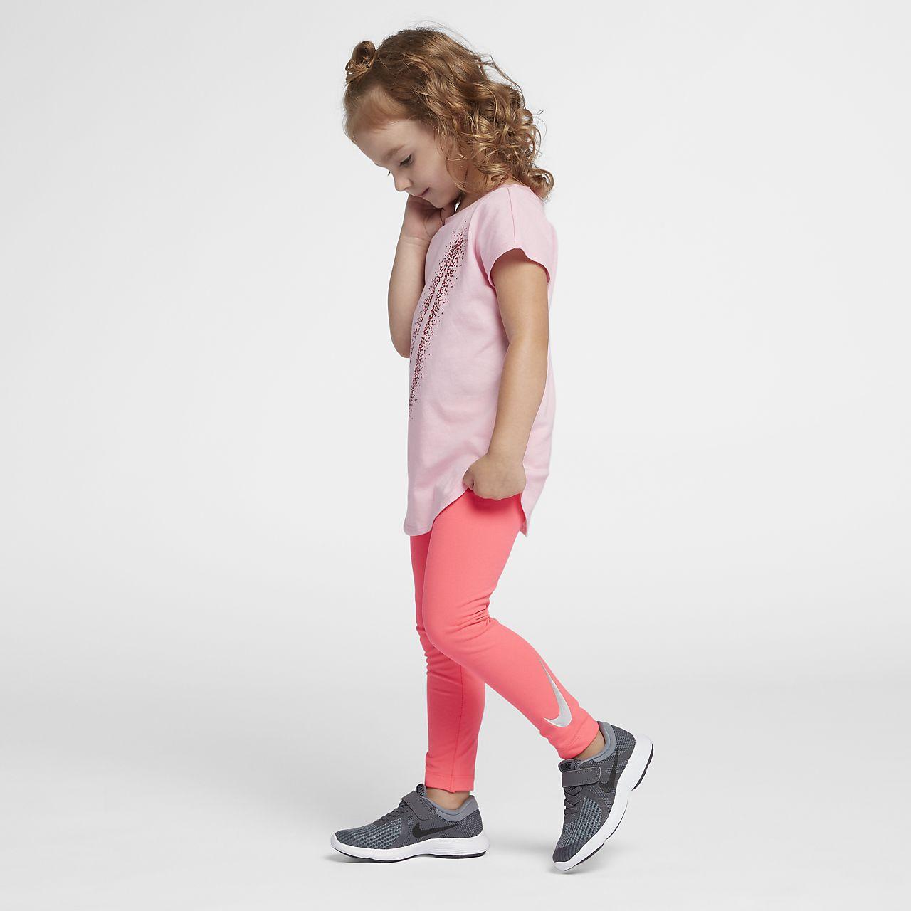 Nike Dri Fit Baby And Toddler Girls Leggings