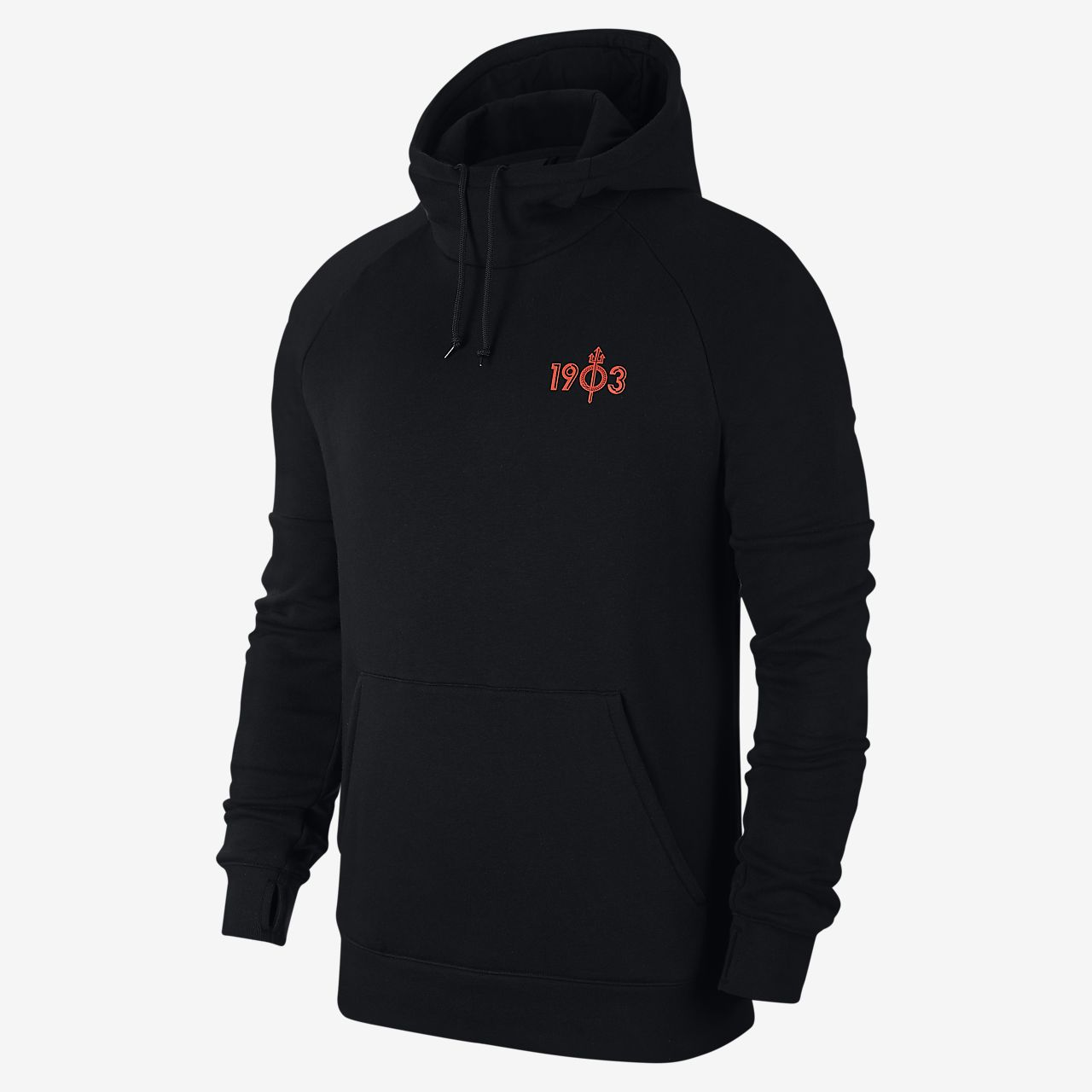 Atletico de Madrid Fleece-Hoodie für Herren