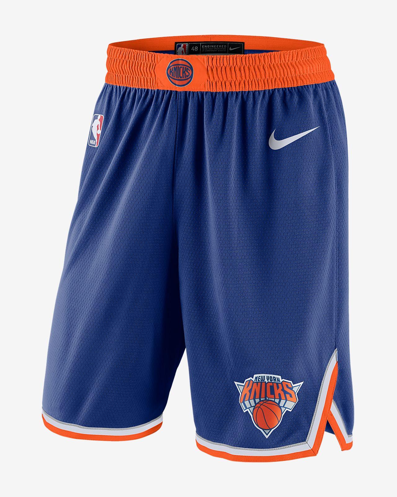 Pánské kraťasy Nike NBA New York Knicks Icon Edition Swingman. Nike ... ed5cbcd818