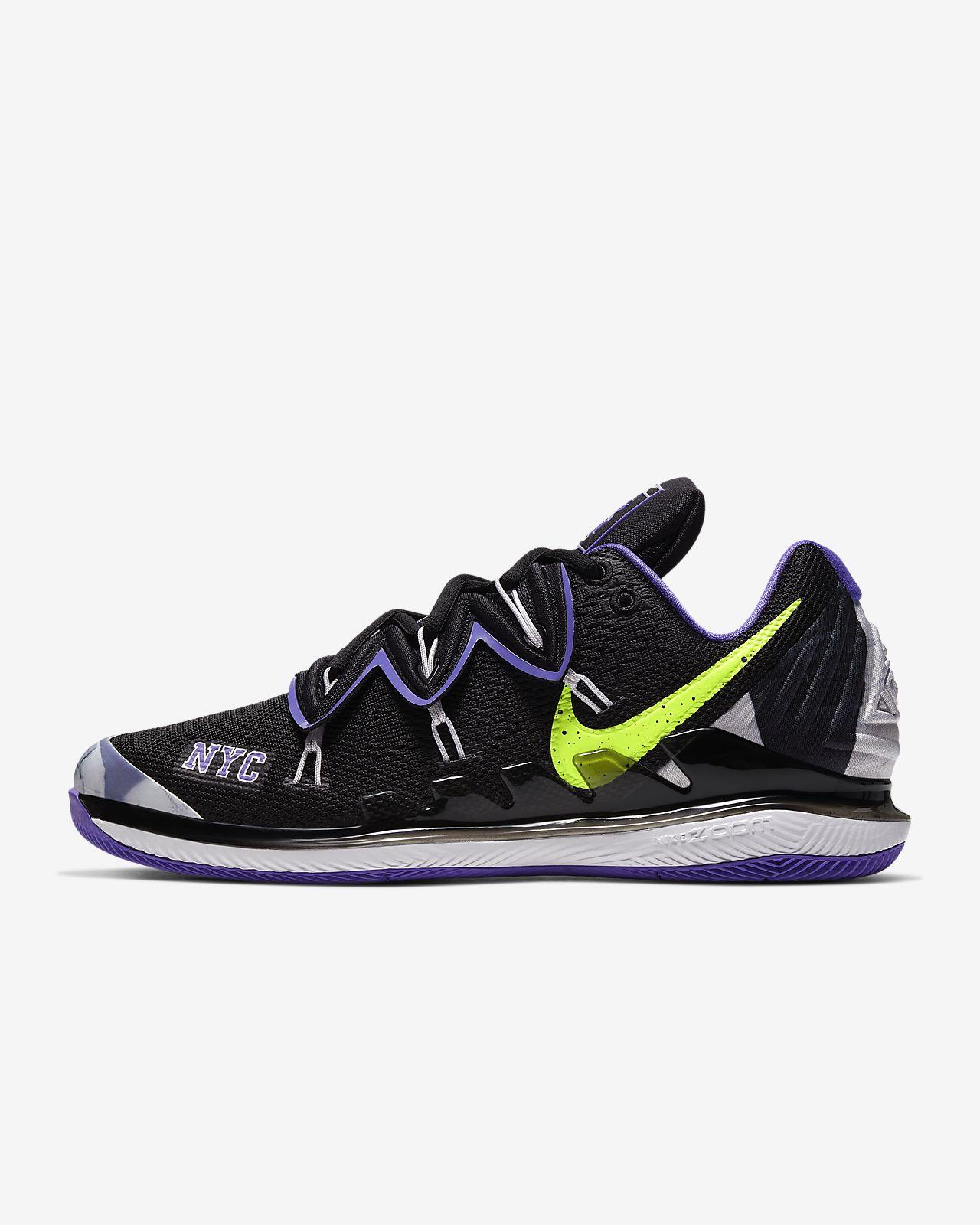 Chaussure de tennis pour surface dure NikeCourt Air Zoom Vapor X Kyrie 5 pour Homme