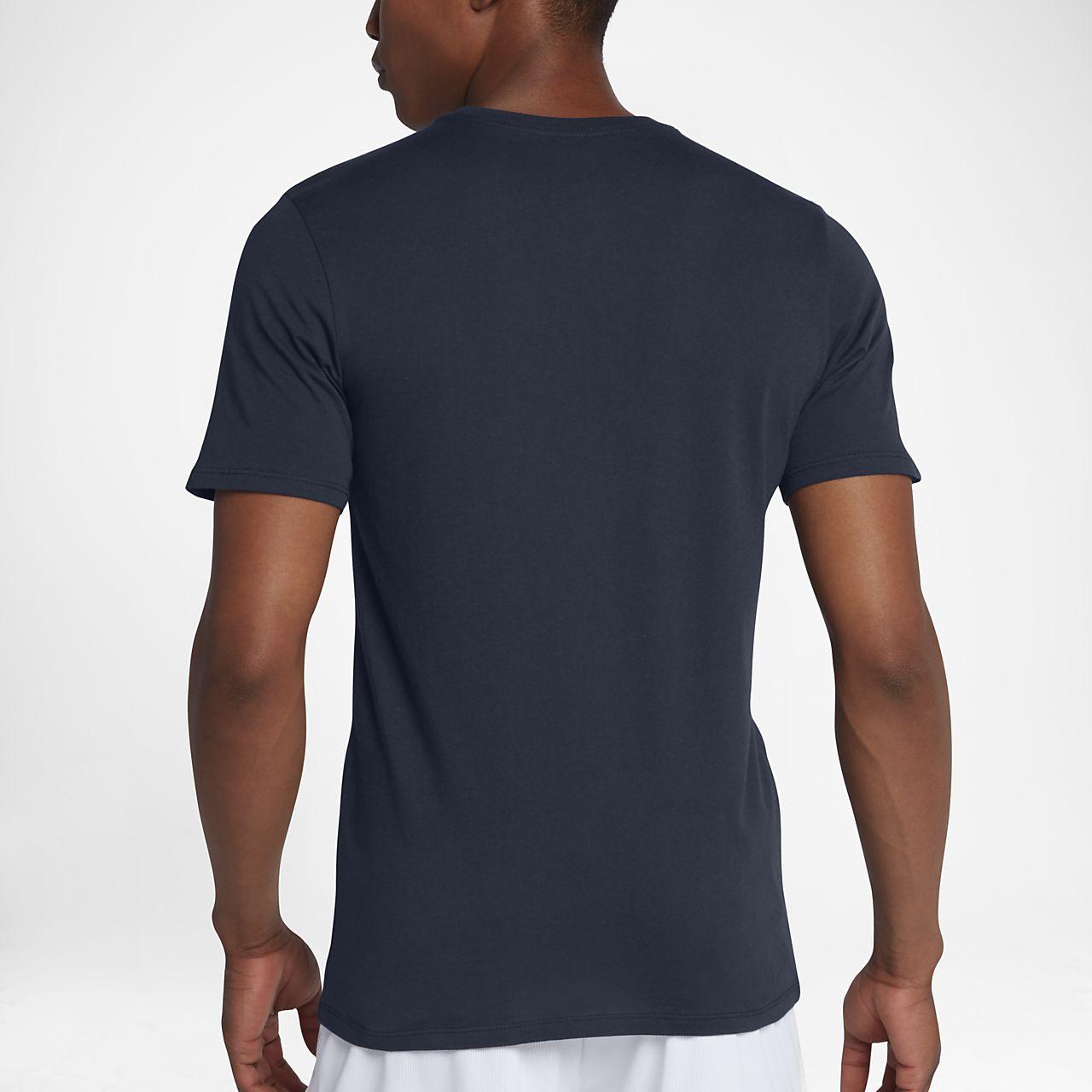 ... NikeCourt Heritage Pocket Men's Tennis T-Shirt