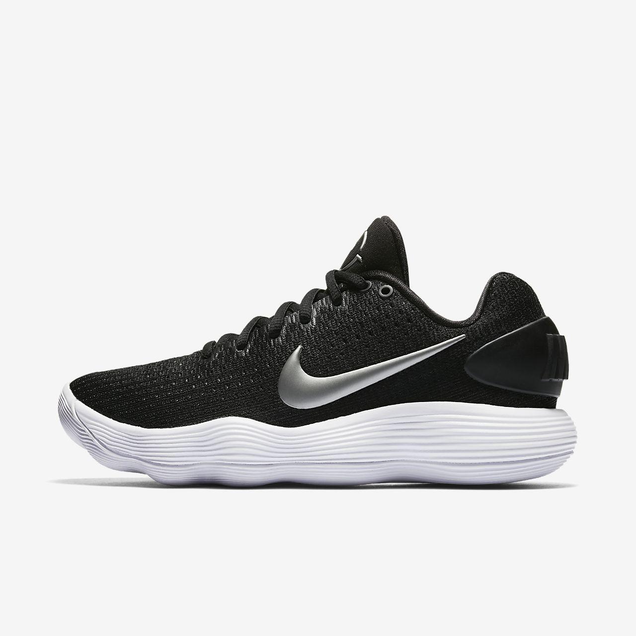 Nike Chaussures  Hyperdunk '17 Low Noir H noir - Livraison Gratuite avec - Chaussures Baskets basses Homme