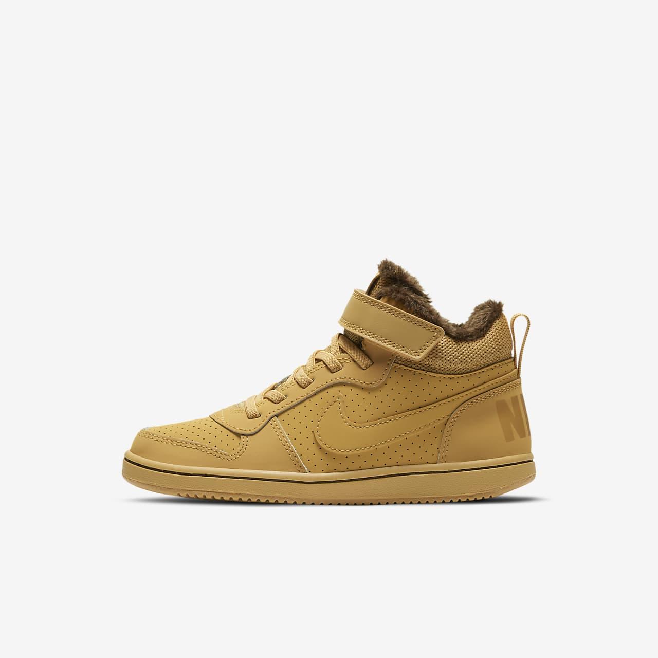 Borough CA Chaussure enfant NikeCourt Jeune Winter Mid pour qx5wTOP50