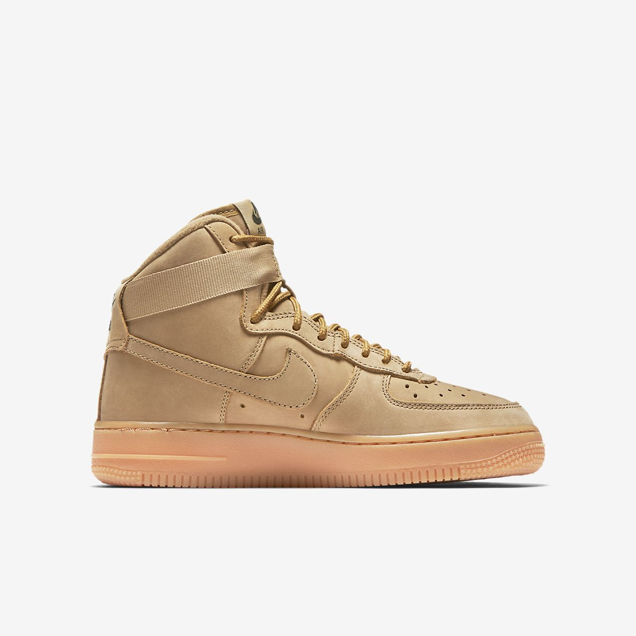 nike air force 1 mid khaki nz