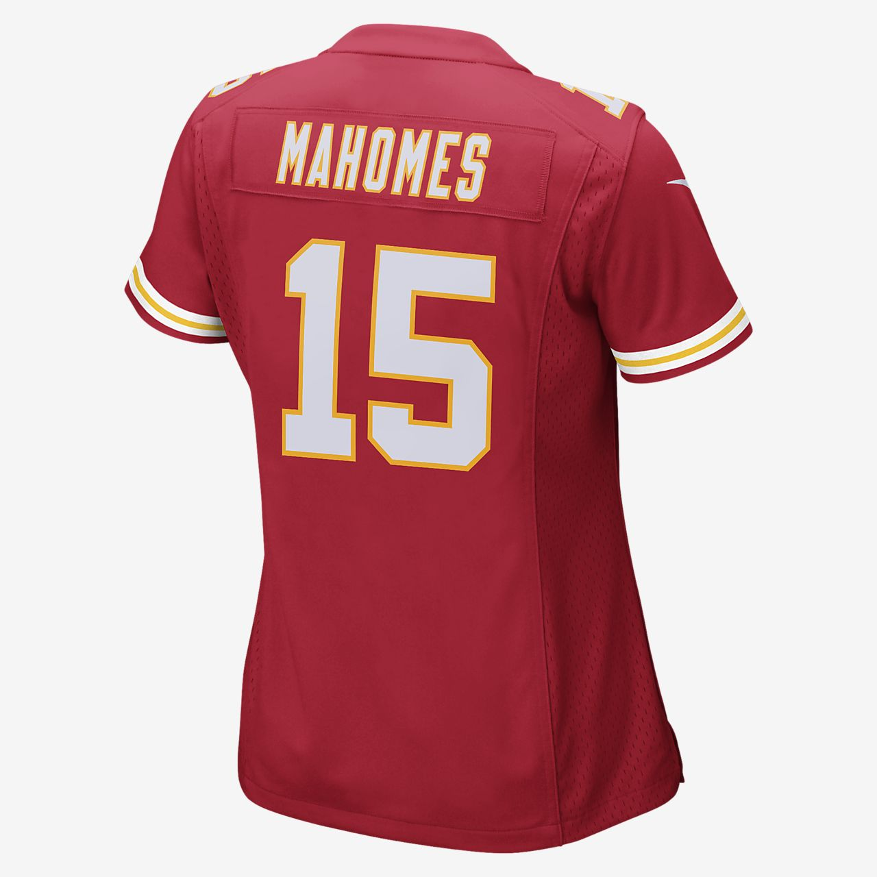 a4e0637d NFL Kansas City Chiefs (Patrick Mahomes) Women's Game Football Jersey