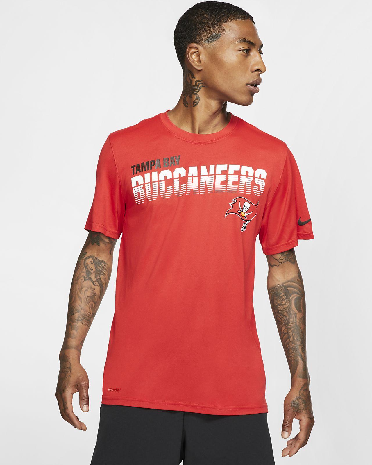 Camisola de manga comprida Nike Legend (NFL Buccaneers) para homem