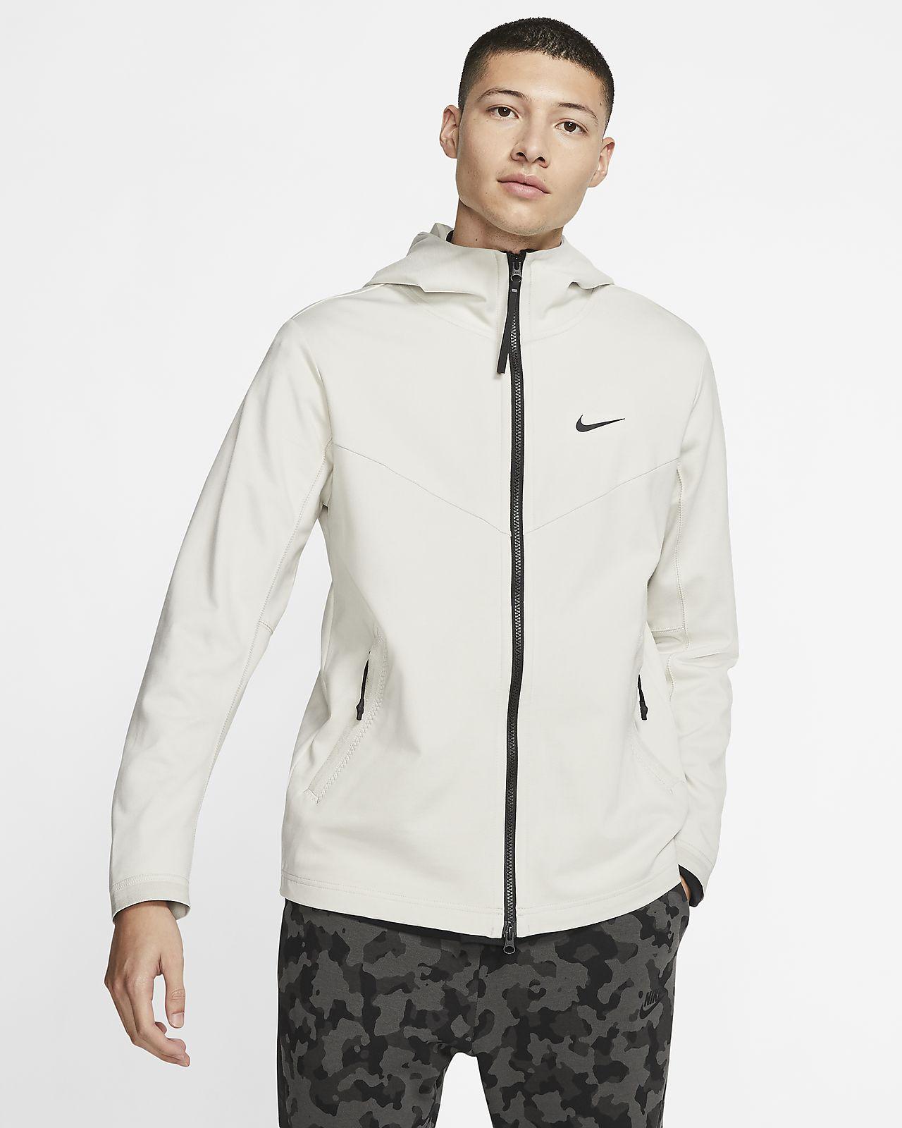 Nike Sportswear Tech Pack Tam Boy Fermuarlı Kapüşonlu Erkek Ceketi
