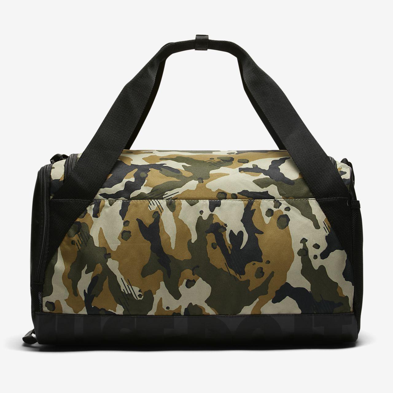 Nike Brasilia (Small) Graphic Training Duffel Bag. Nike.com IE df9b13707b83c