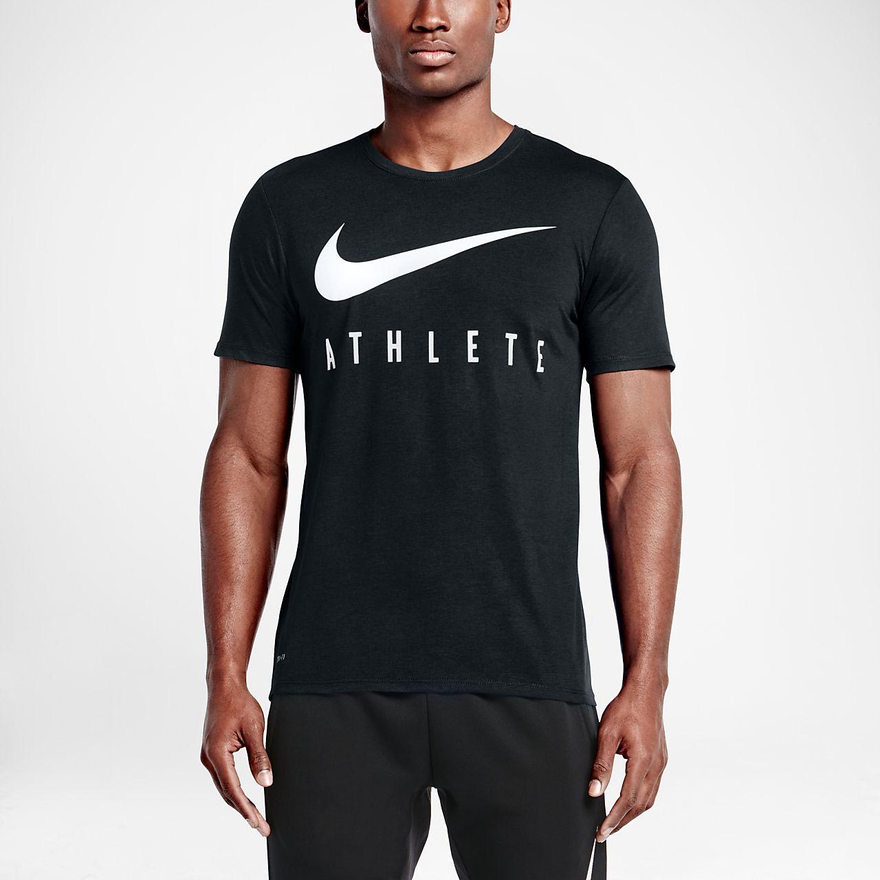 90b7e8c55caa3c Nike Swoosh Athlete Men s T-Shirt. Nike.com CA