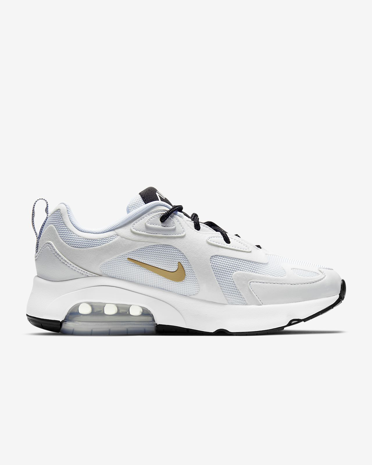 Nike 200 Pour Femme Chaussure Max Air WHbe2YDE9I