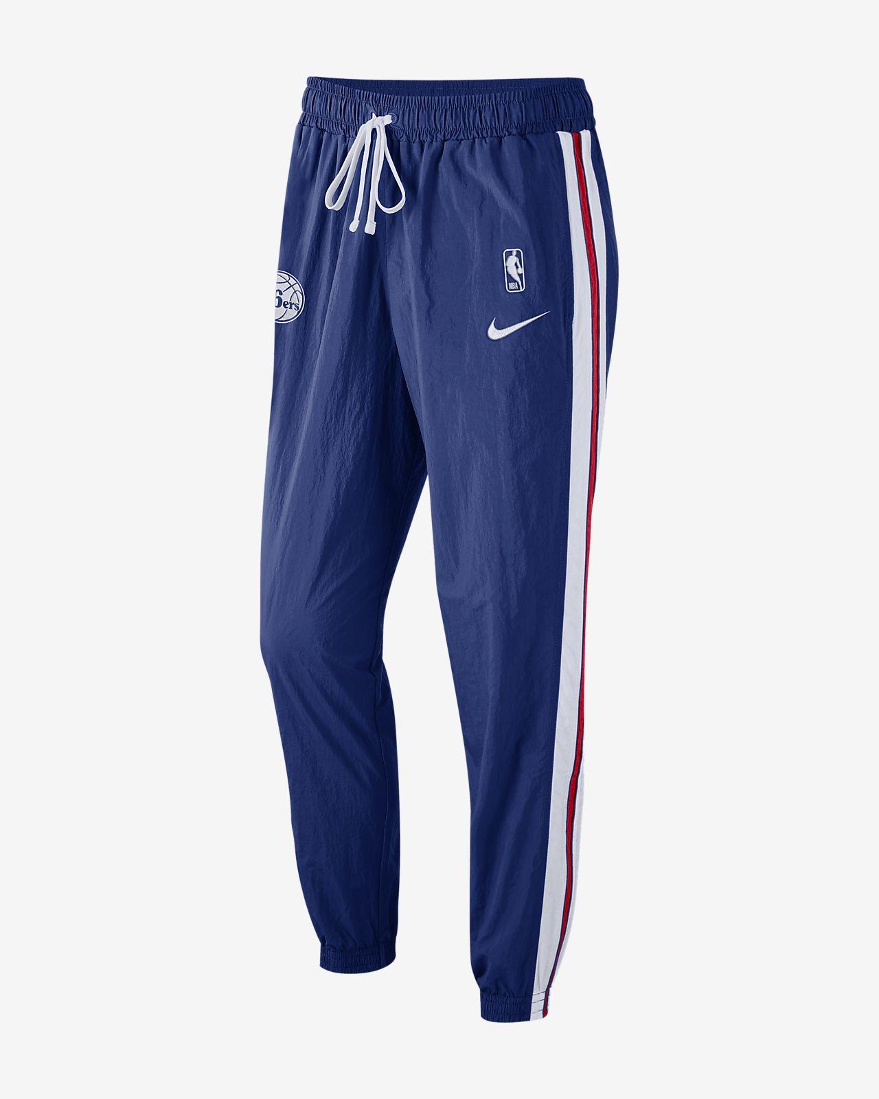 Philadelphia 76ers Nike Men's NBA Tracksuit Pants