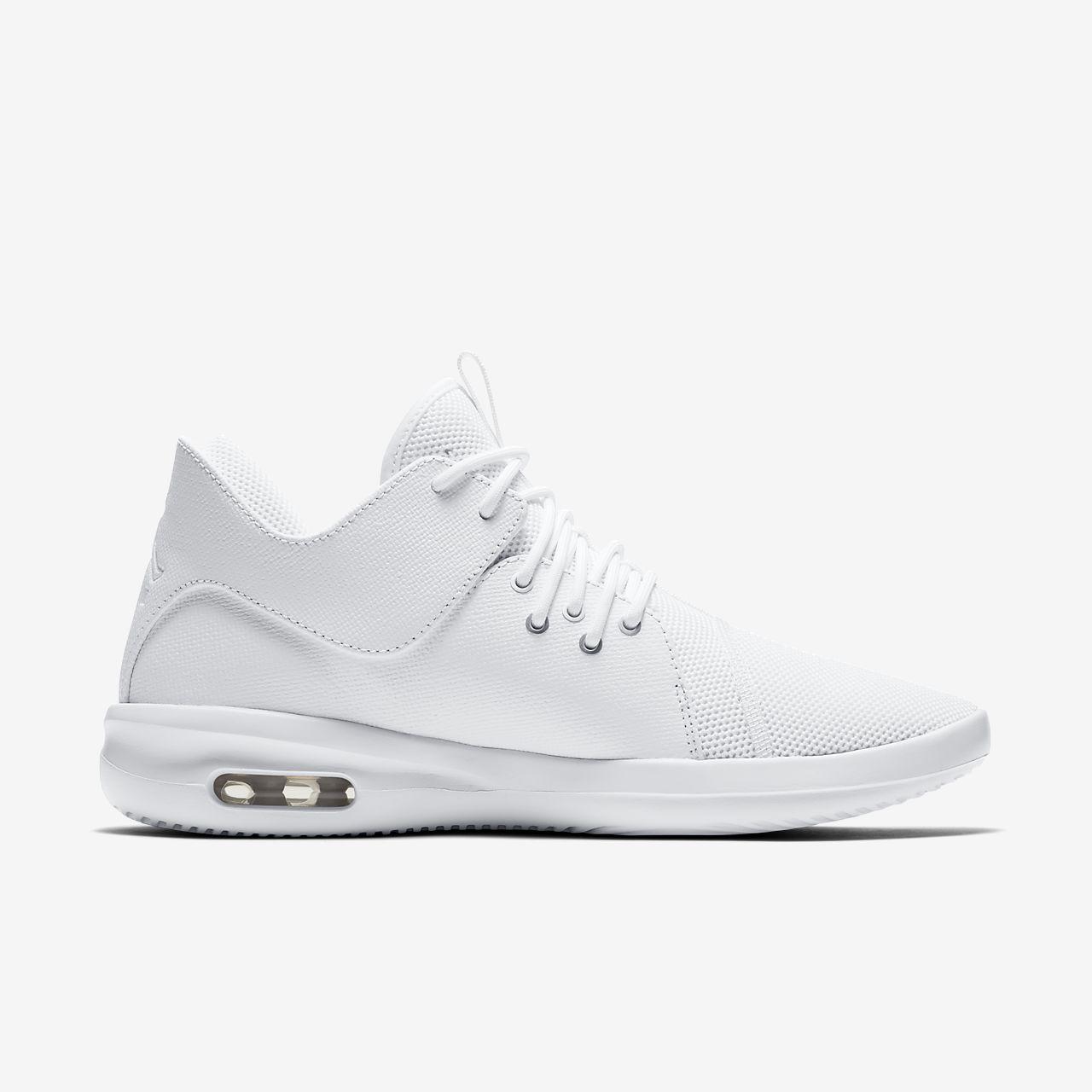 save off 3a373 d53dd Chaussure Air Jordan First Class pour Homme - Blanc