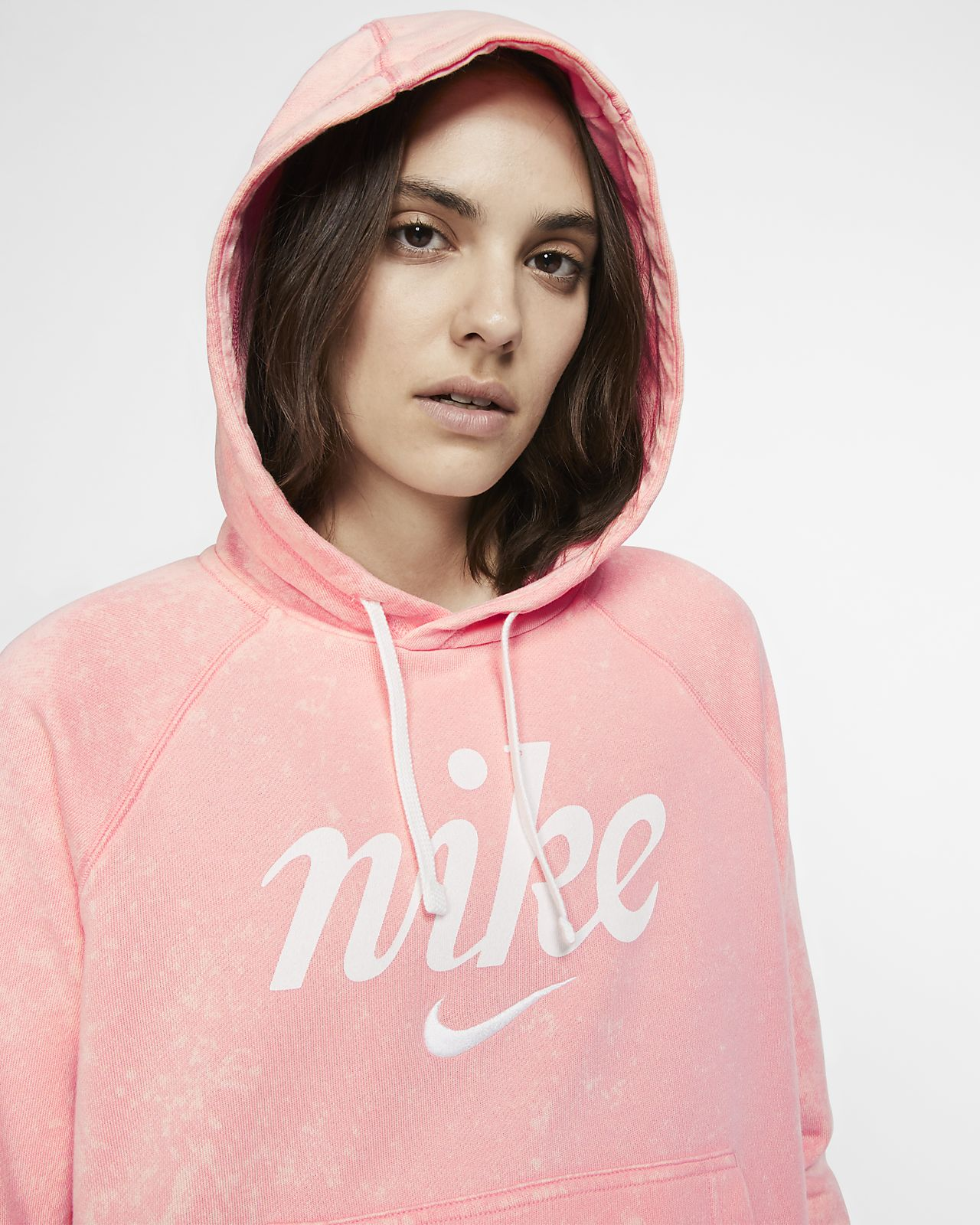 9a10f661cc Damska bluza z kapturem Nike Sportswear. Nike.com PL