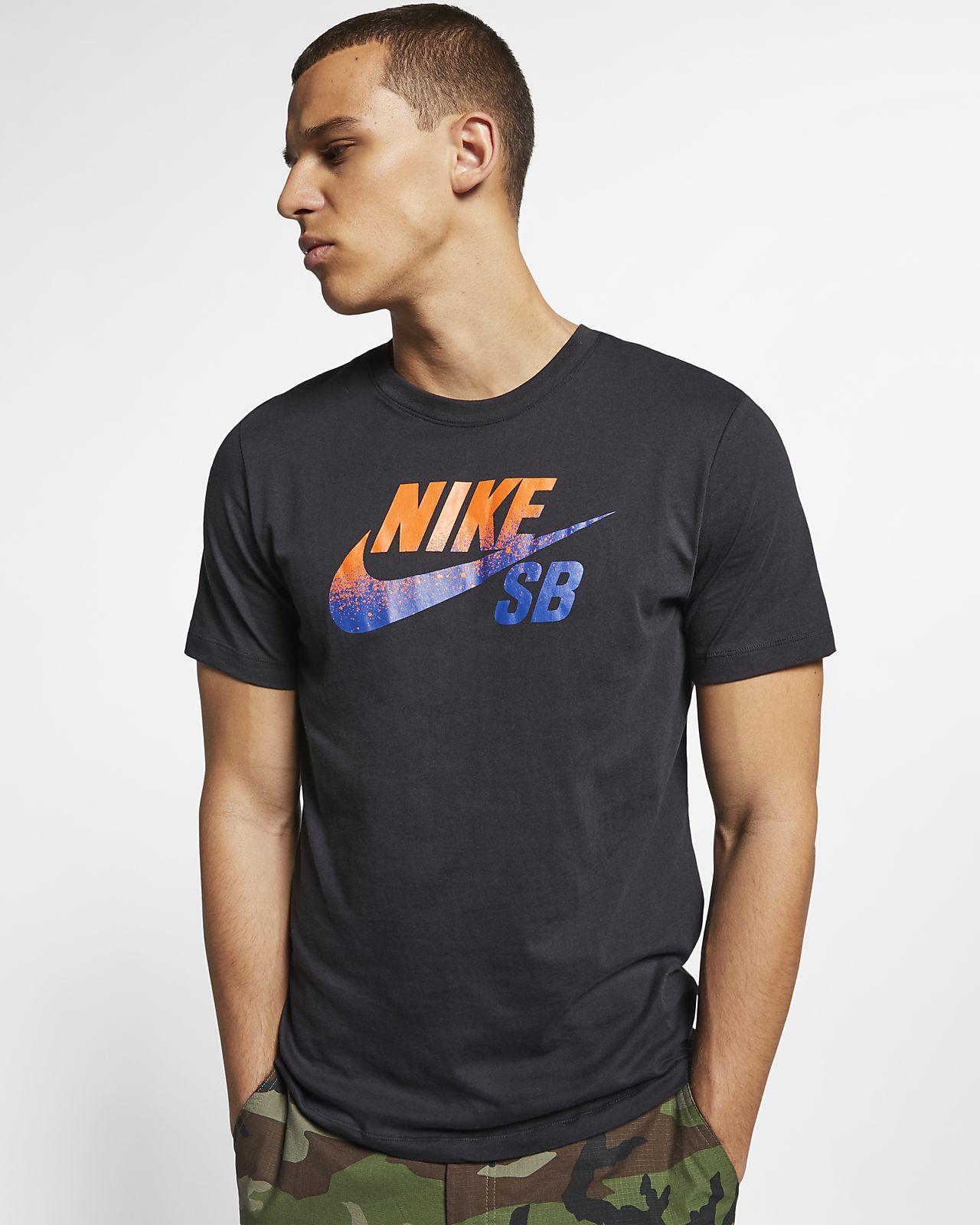8f917af10a84 Nike SB Dri-FIT Men s Logo Skate T-Shirt. Nike.com