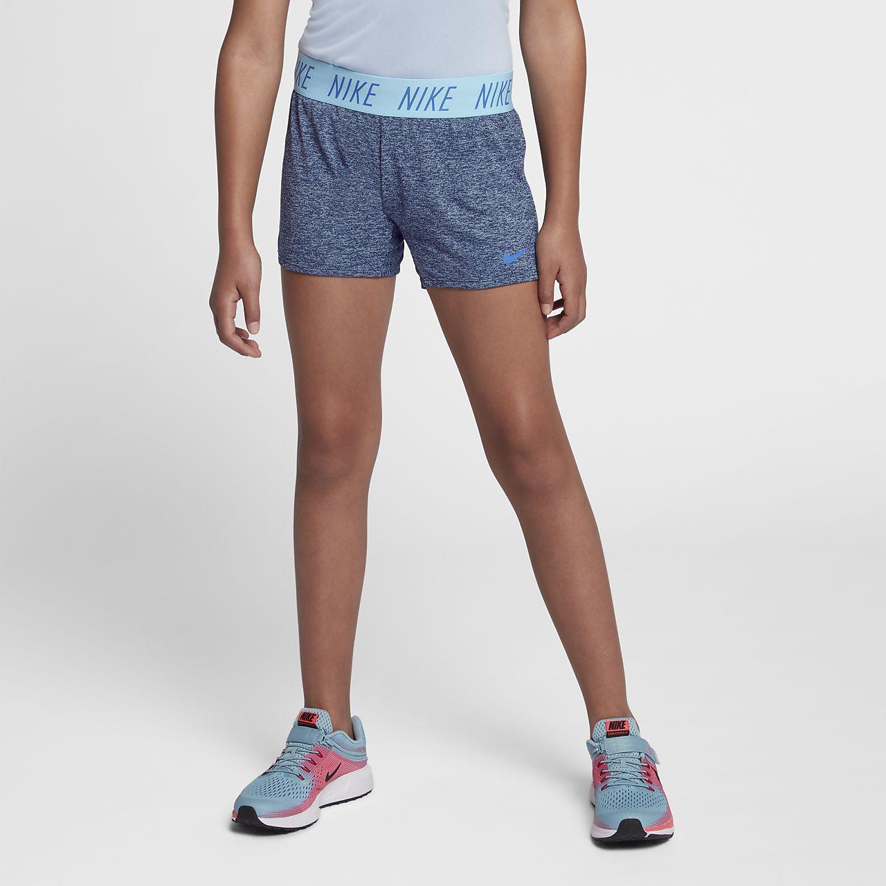 7ab364b6516 Nike Dri-FIT Trophy Older Kids  (Girls ) Training Shorts. Nike.com CH