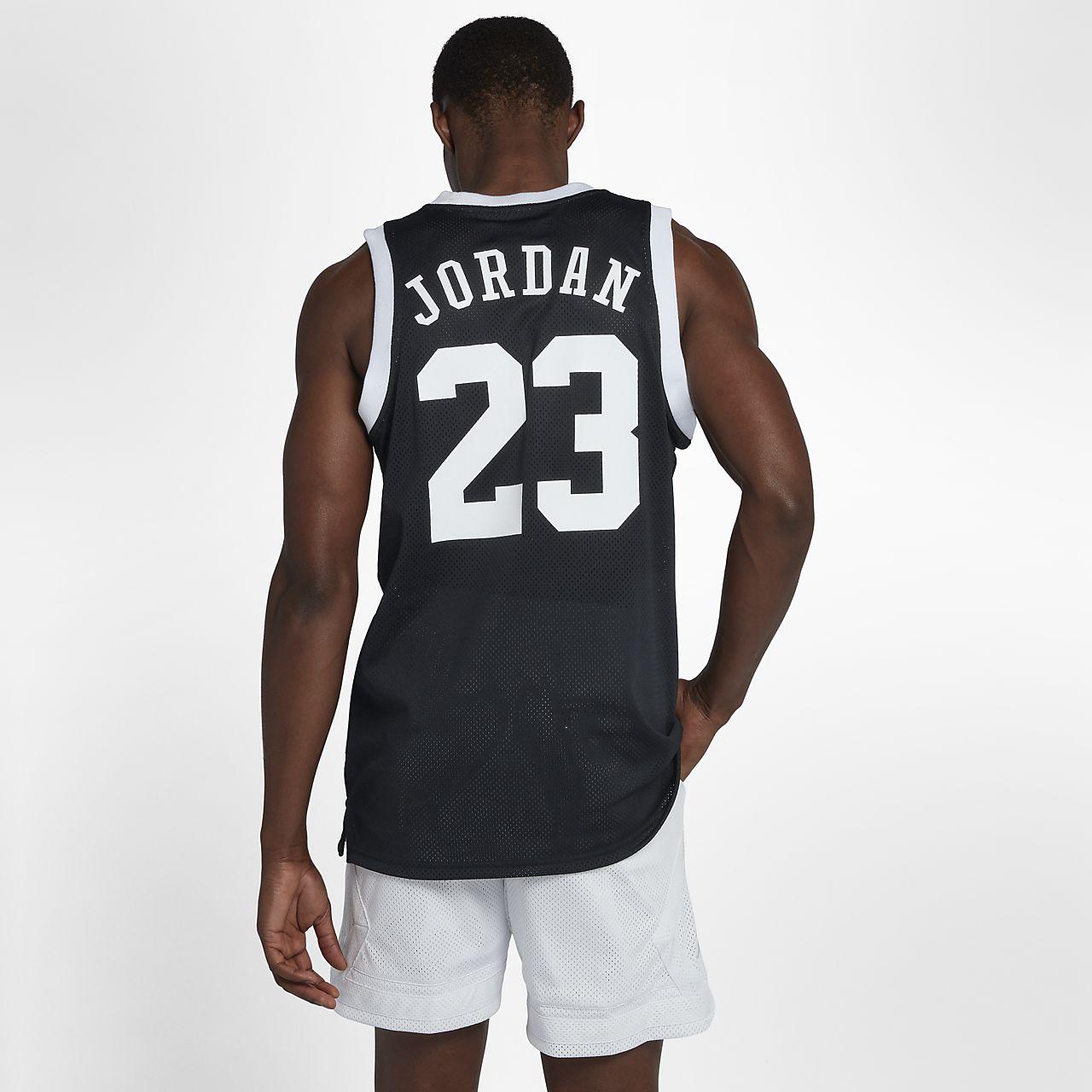 2a512a76b90 Jordan Jumpman Air Mesh Men's Basketball Jersey. Nike.com GB