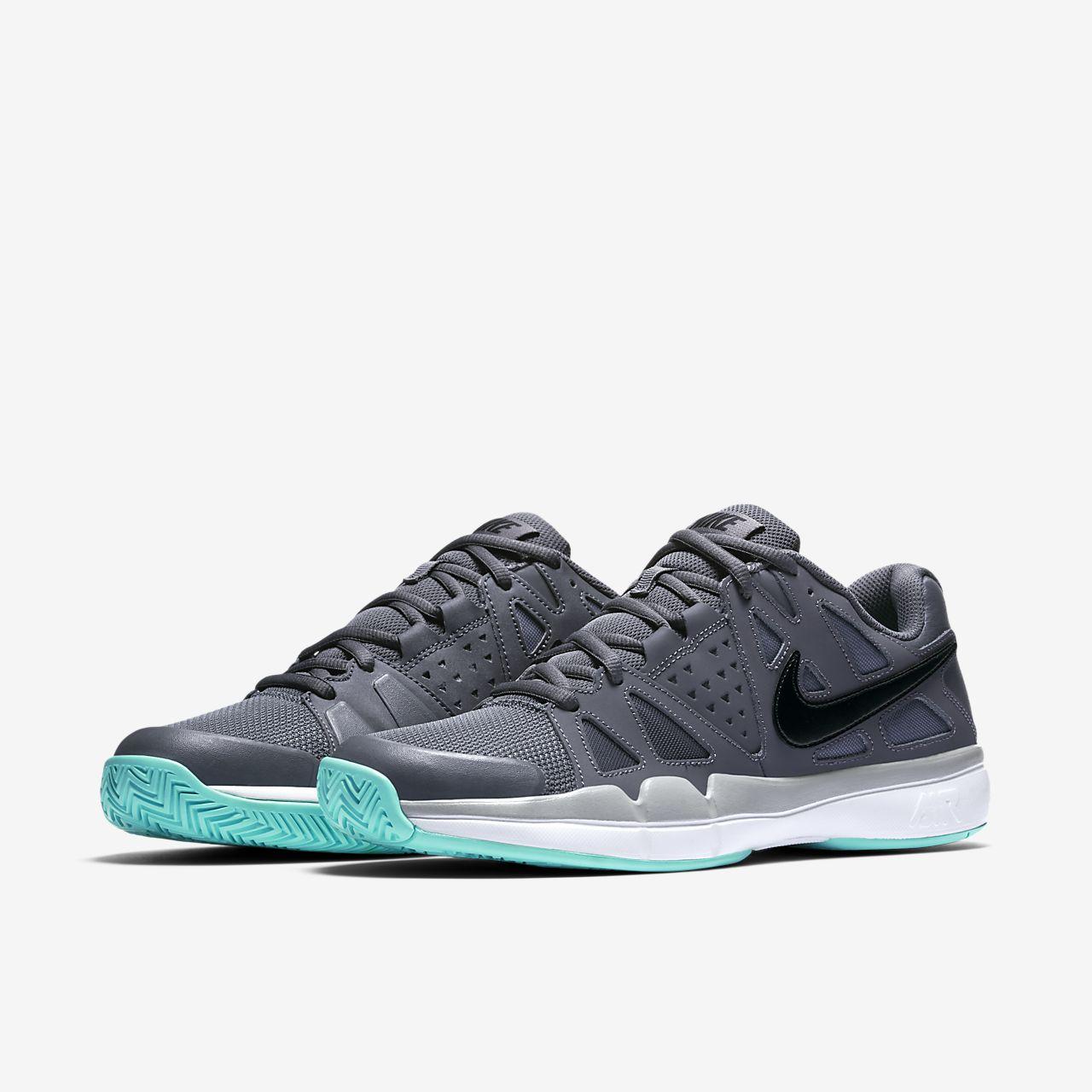 ... NikeCourt Air Vapor Advantage Men's Tennis Shoe