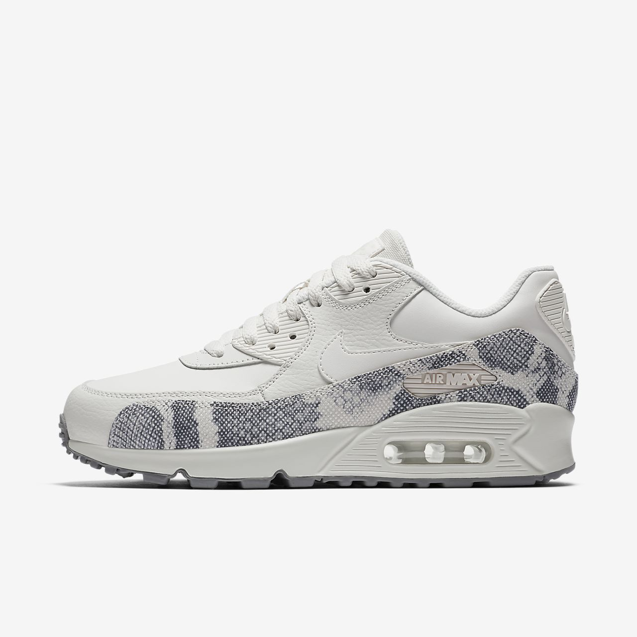 nike air max 90 premium women's white blouse