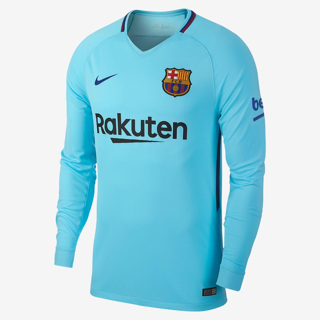 camisetas de futbol Barcelona hombre