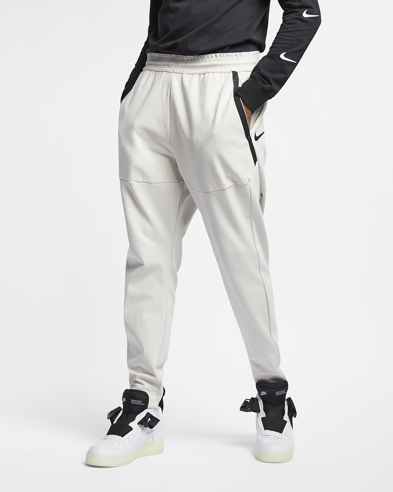 dee0a91fc Nike Sportswear Tech Pack Men's Knit Pants