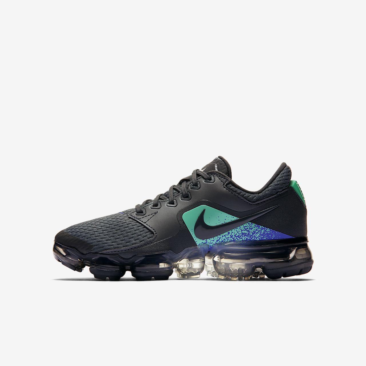 Nike Air VaporMax 大童鞋款