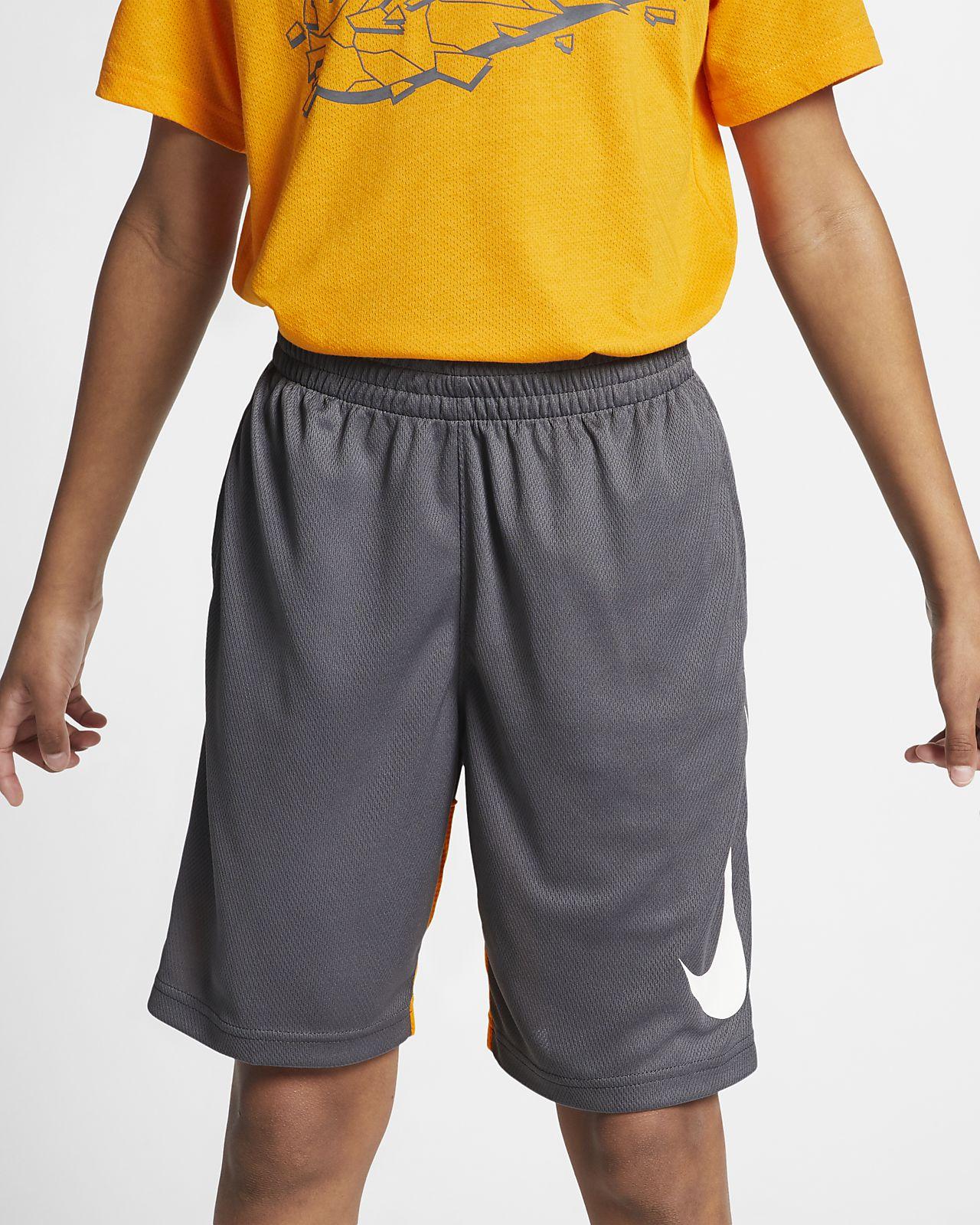 De Nike Pour Âgé Dri Plus Garçon Short Basketball Fit rxoeCWdB