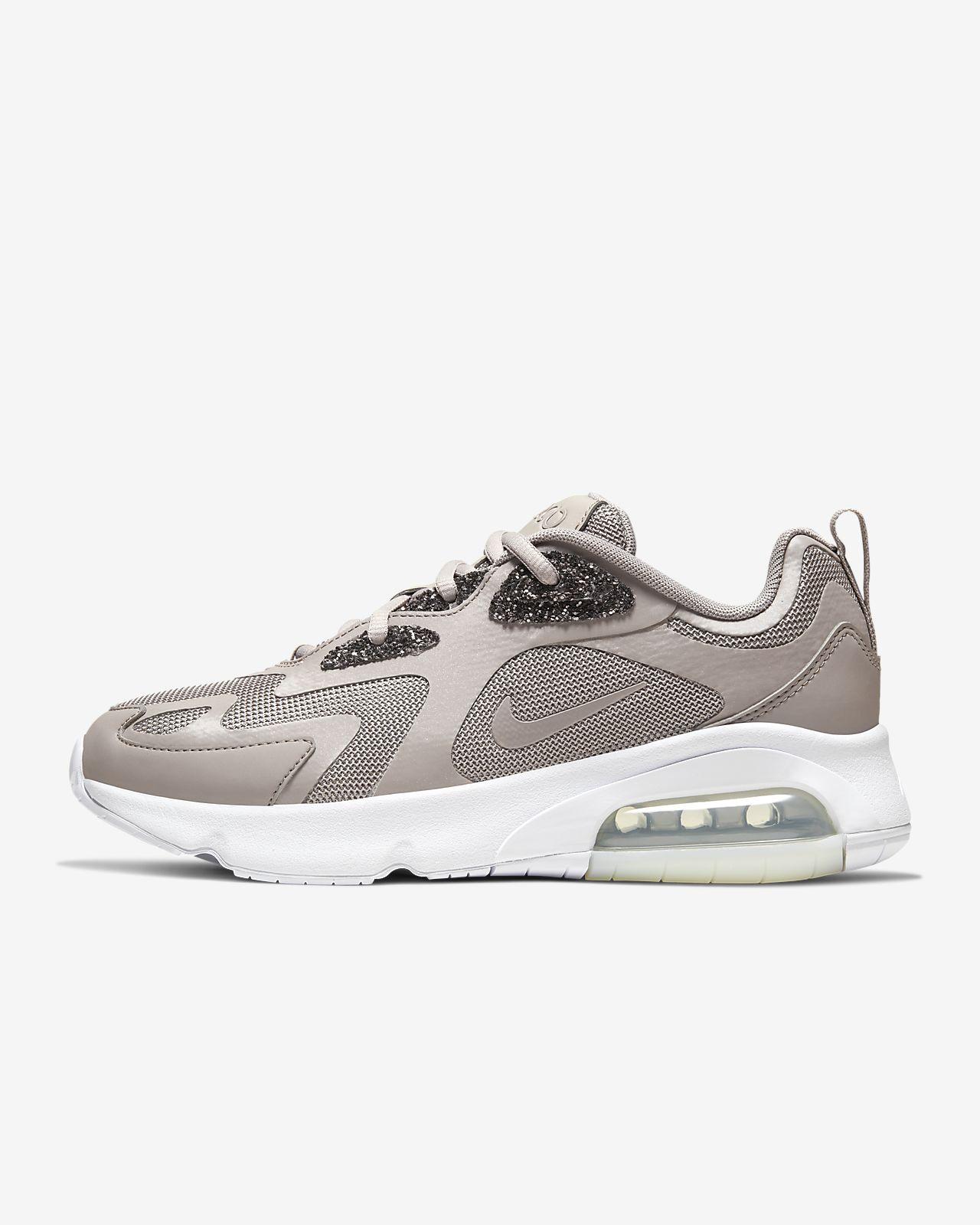 Nike Air Max 200 Women's Glitter Shoe