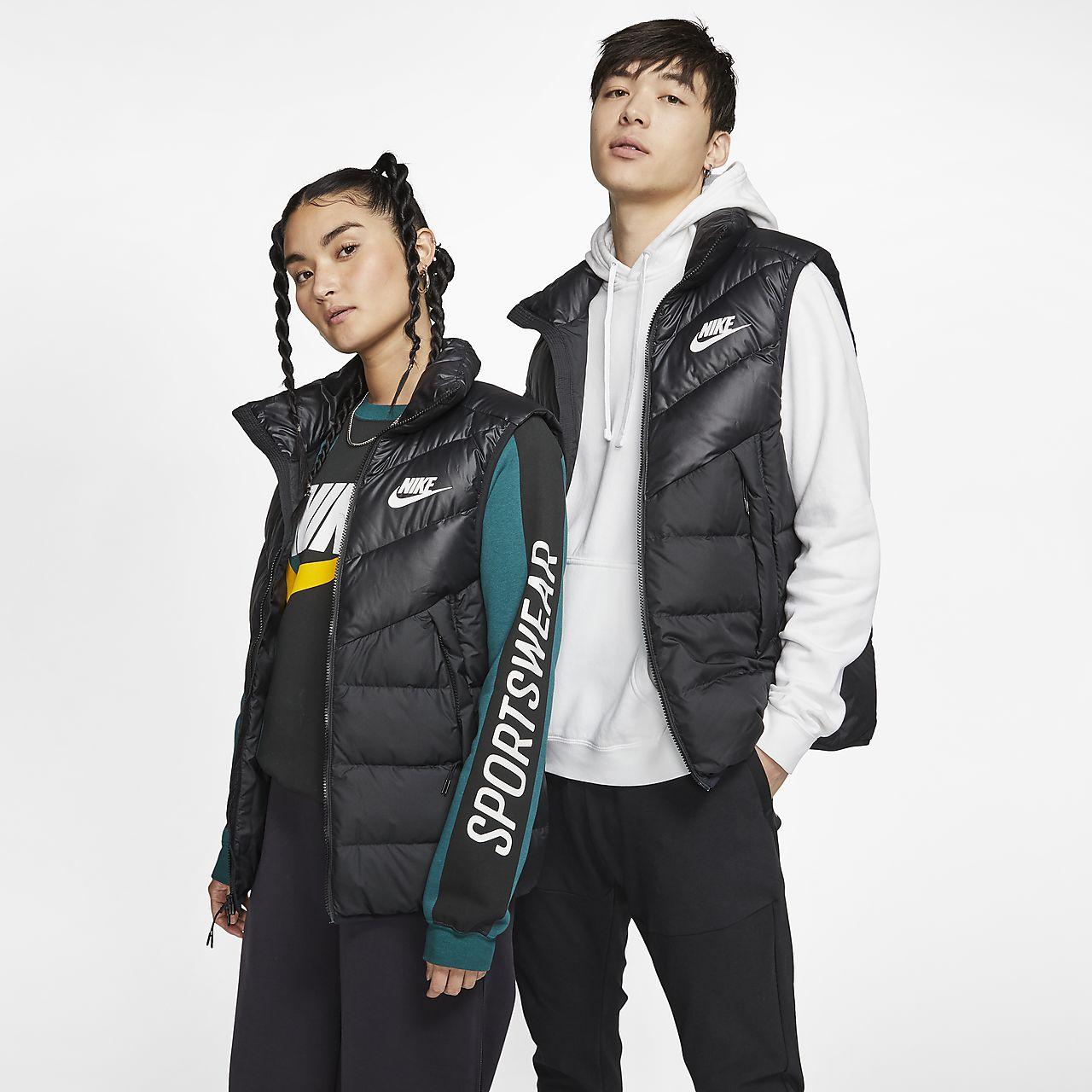Dunväst Nike Sportswear Windrunner för män