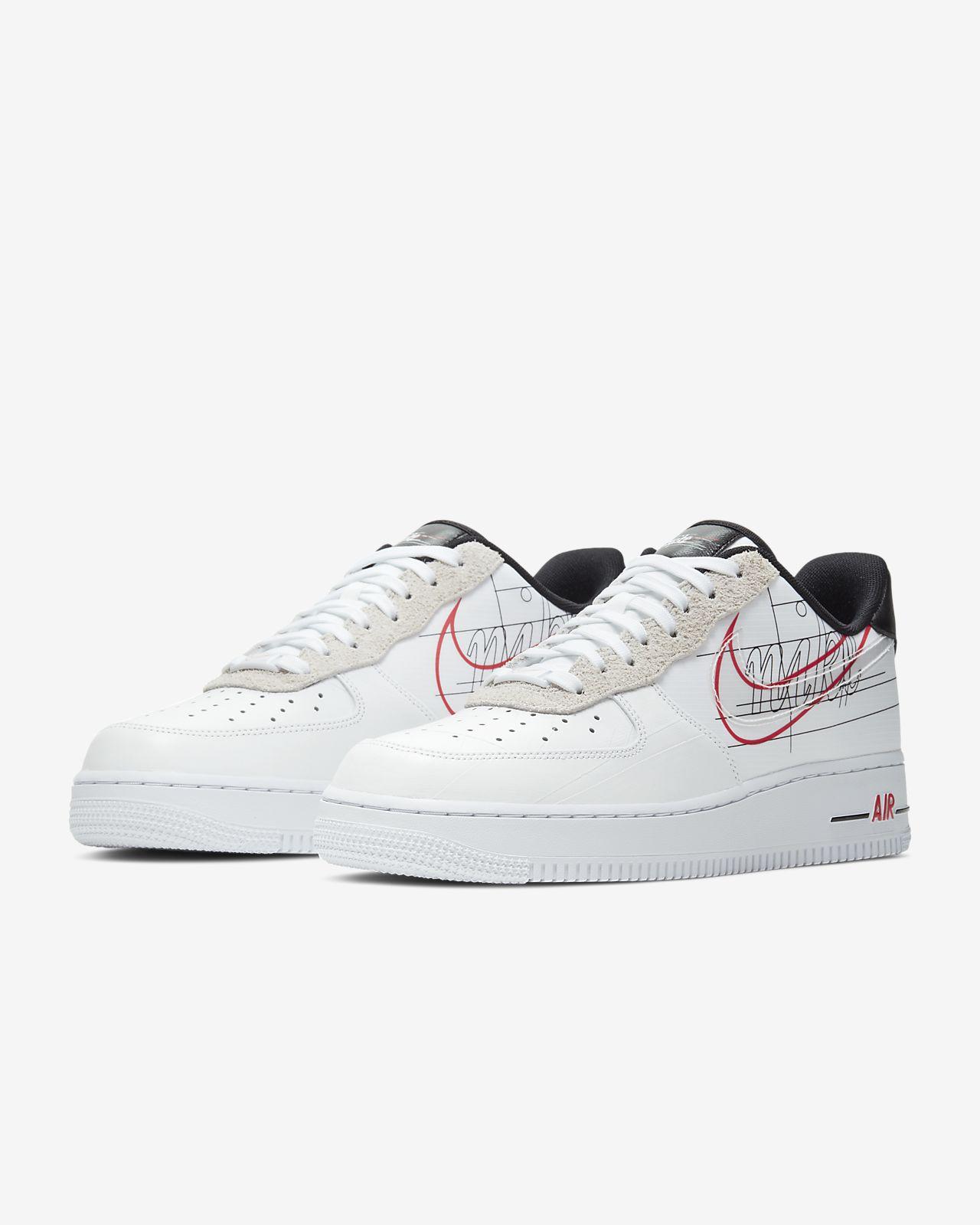 Nike running pantaloncini da uomo, Nike Air Force One
