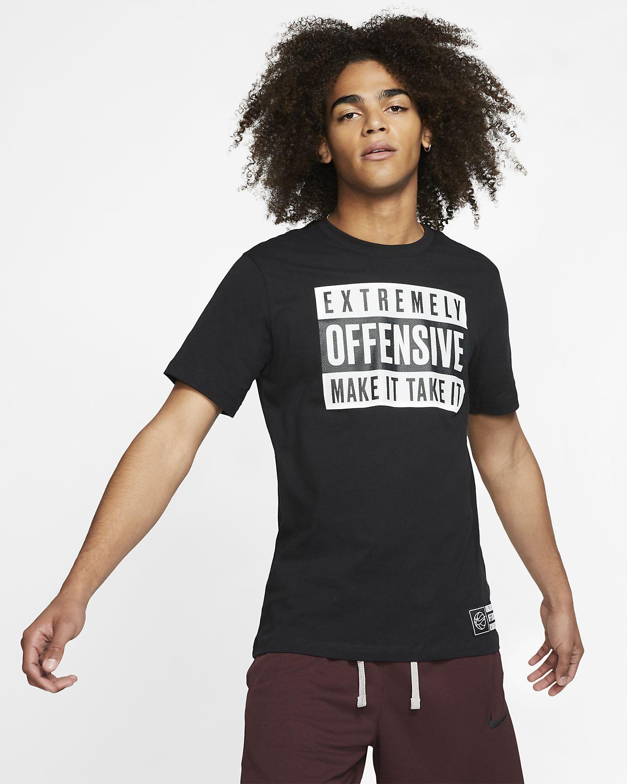 T-shirt da basket Nike - Uomo