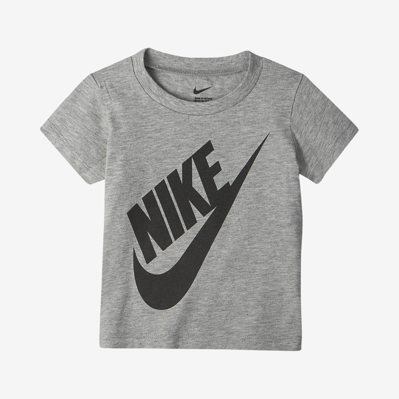 Nike Sportswear T Shirt Fur Babys 12 24 M Nike Com De