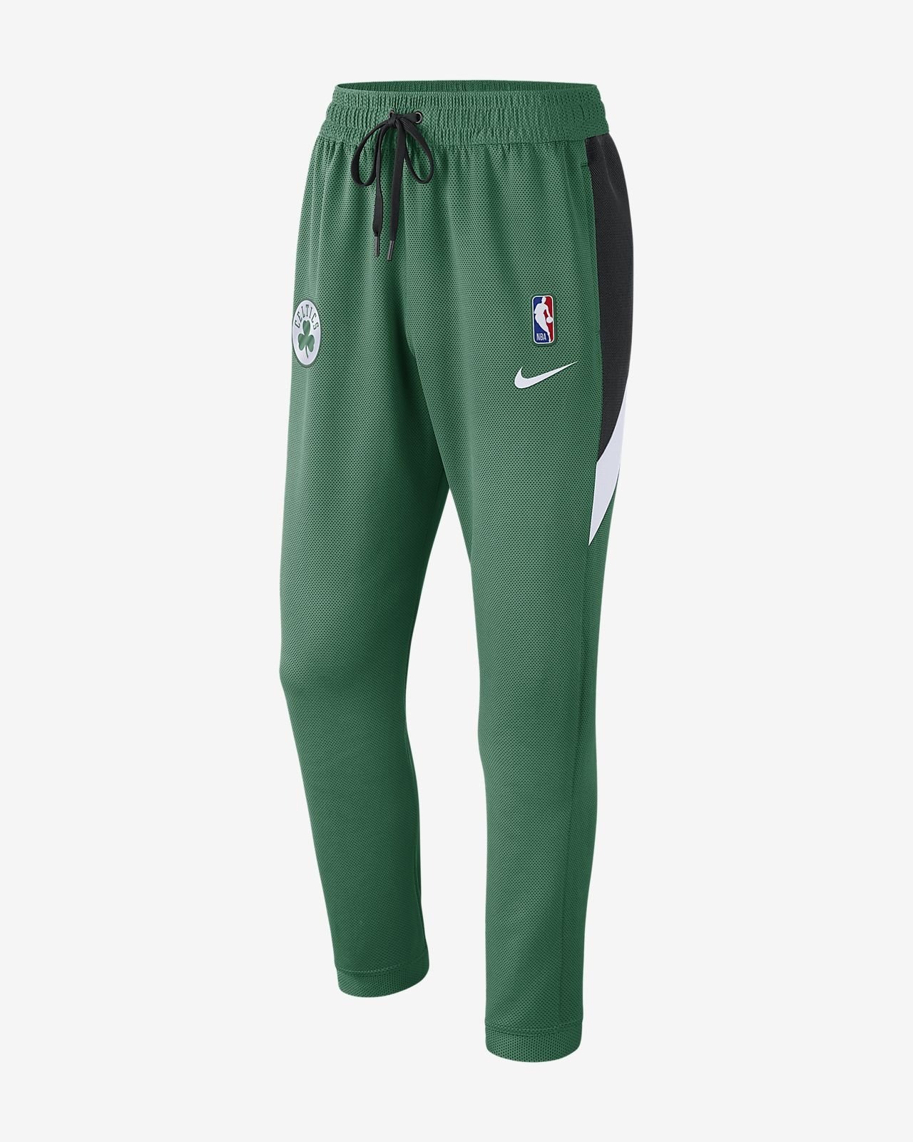 Boston Celtics Nike Therma Flex Showtime NBA-Hose für Herren